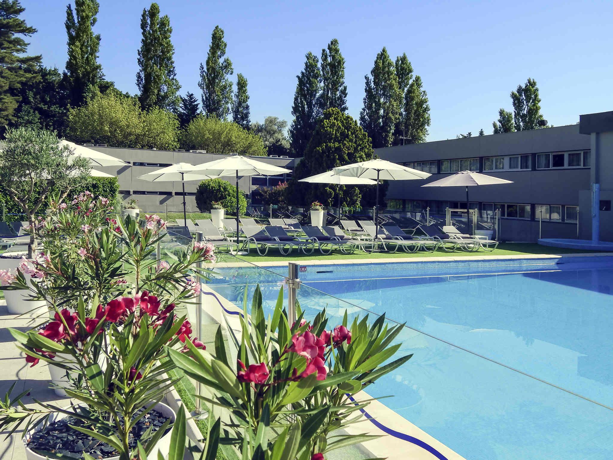 Hotel - Hôtel Mercure Orange