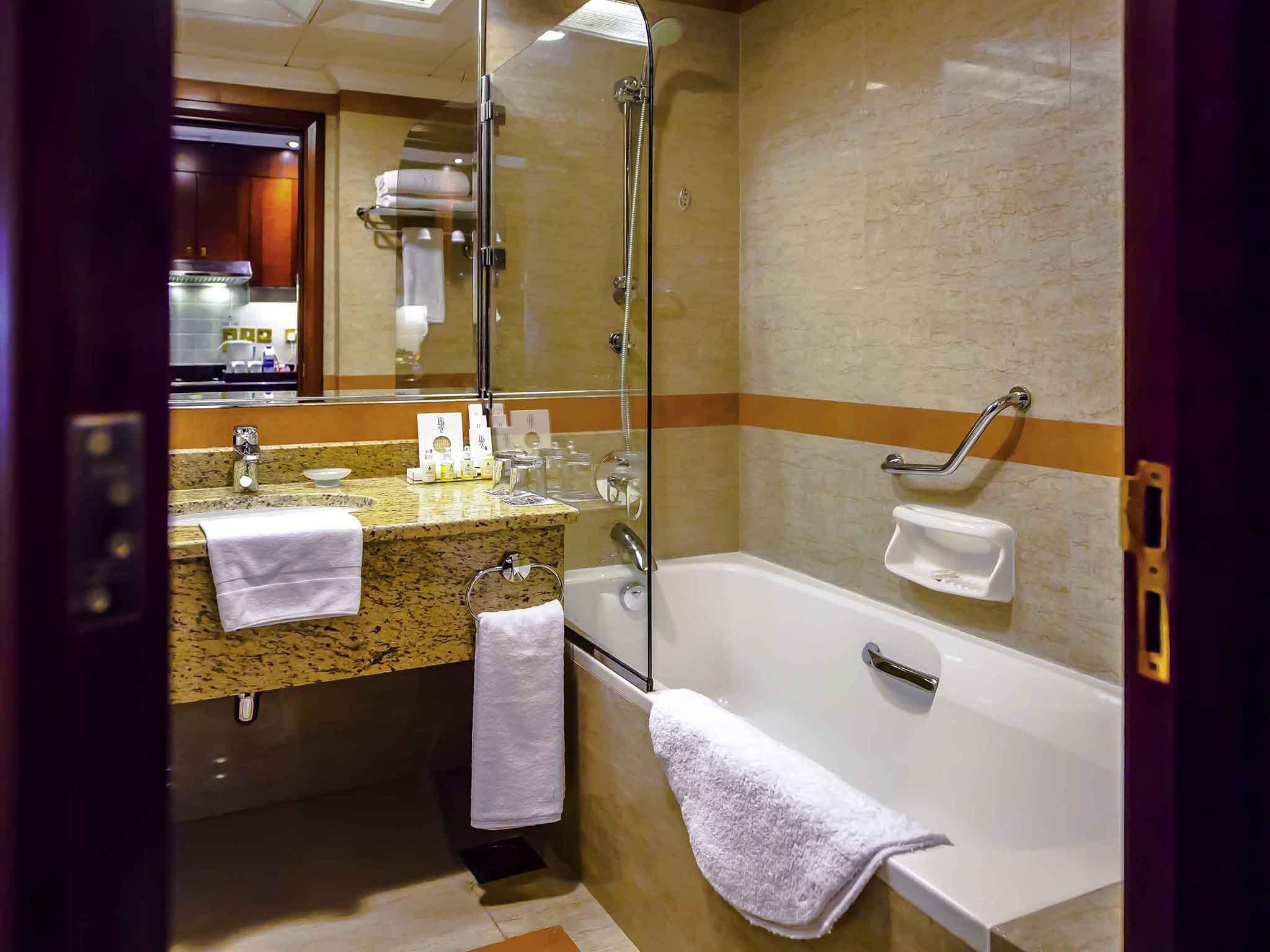Delightful ... Hotel   Majlis Grand Mercure Residence Abu Dhabi ...