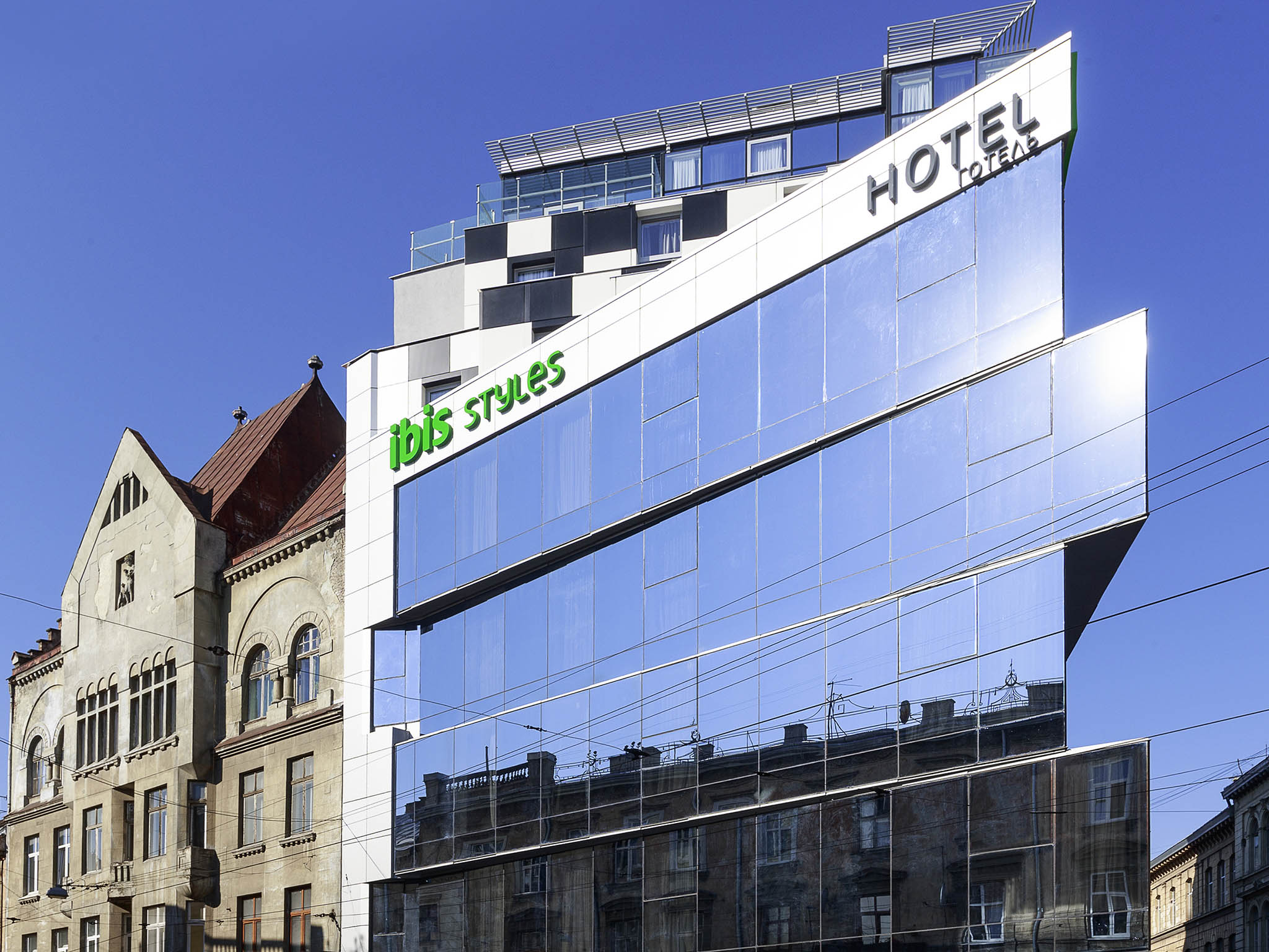 Ibis Styles Lviv Center Hotel