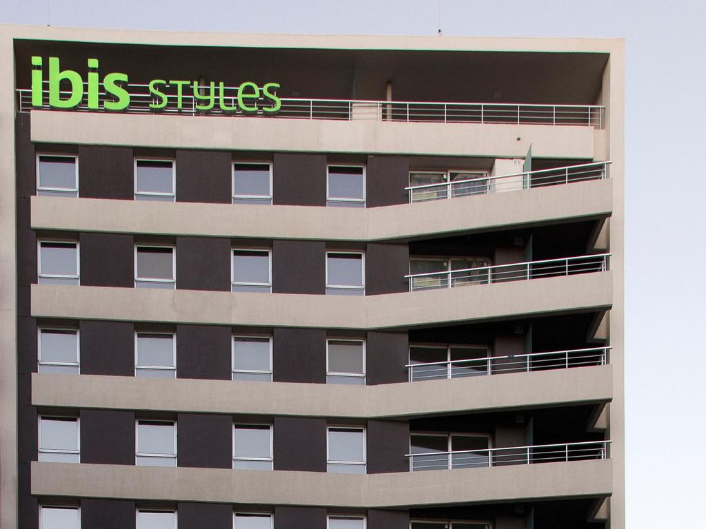 Ibis Styles Montevideo Biarritz