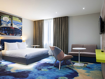 ibis Styles London Heathrow Airport (Opening July 2016)