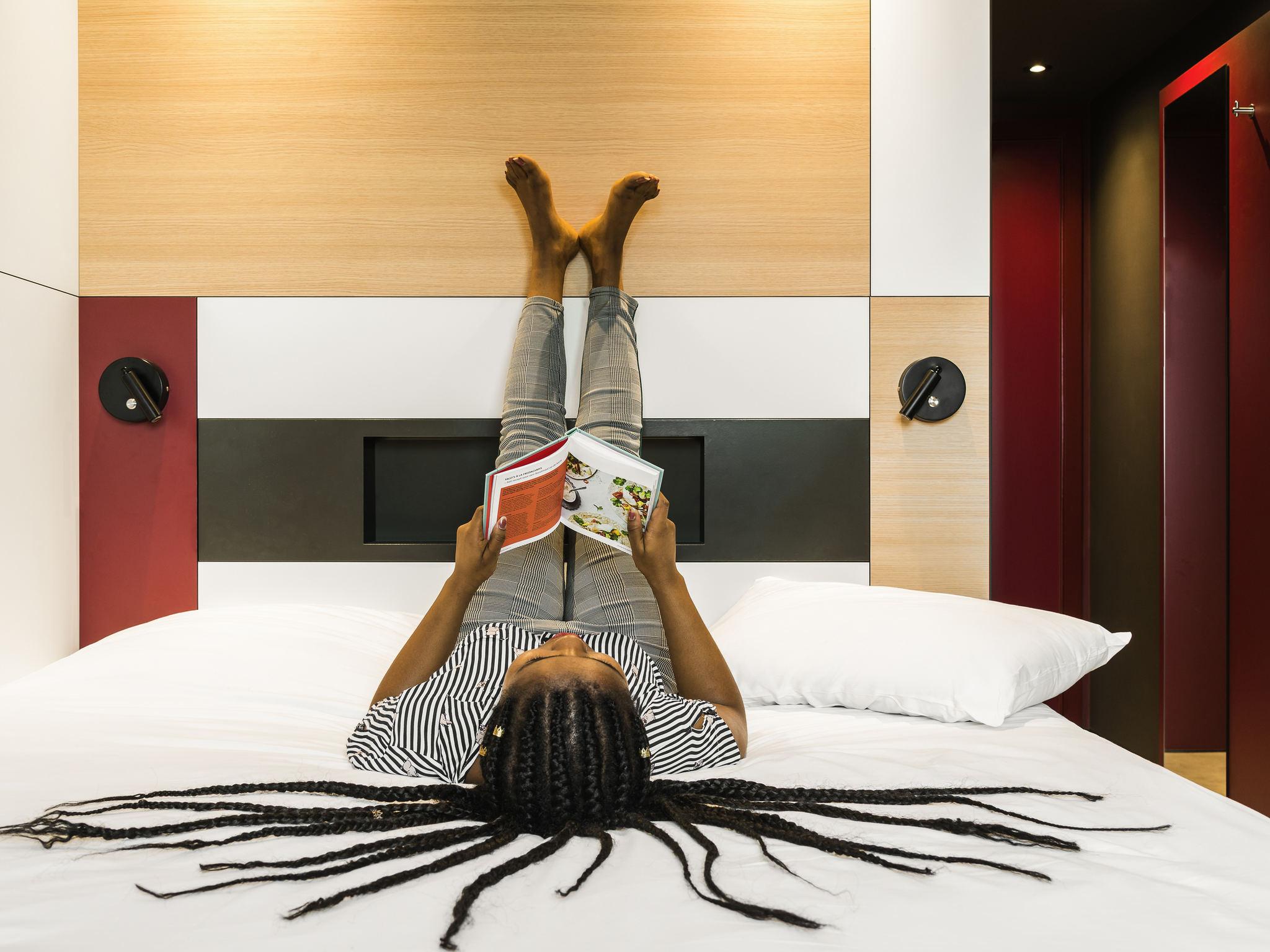 Hotell – ibis budget Blankenberge