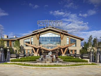 Pullman Changbaishan Resort (Opening July 2018)