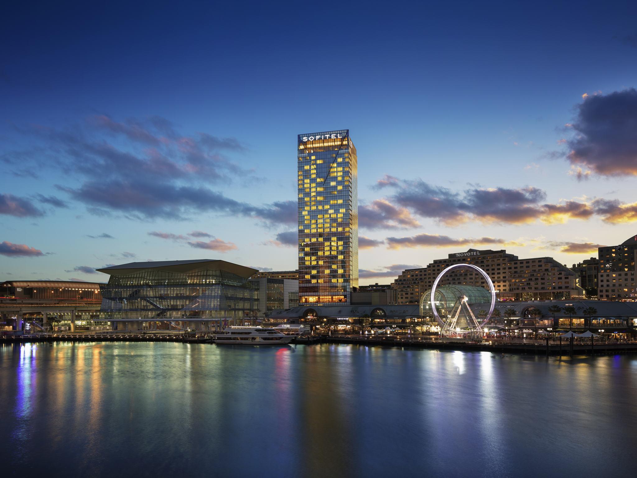Hotel - Sofitel Sydney Darling Harbour