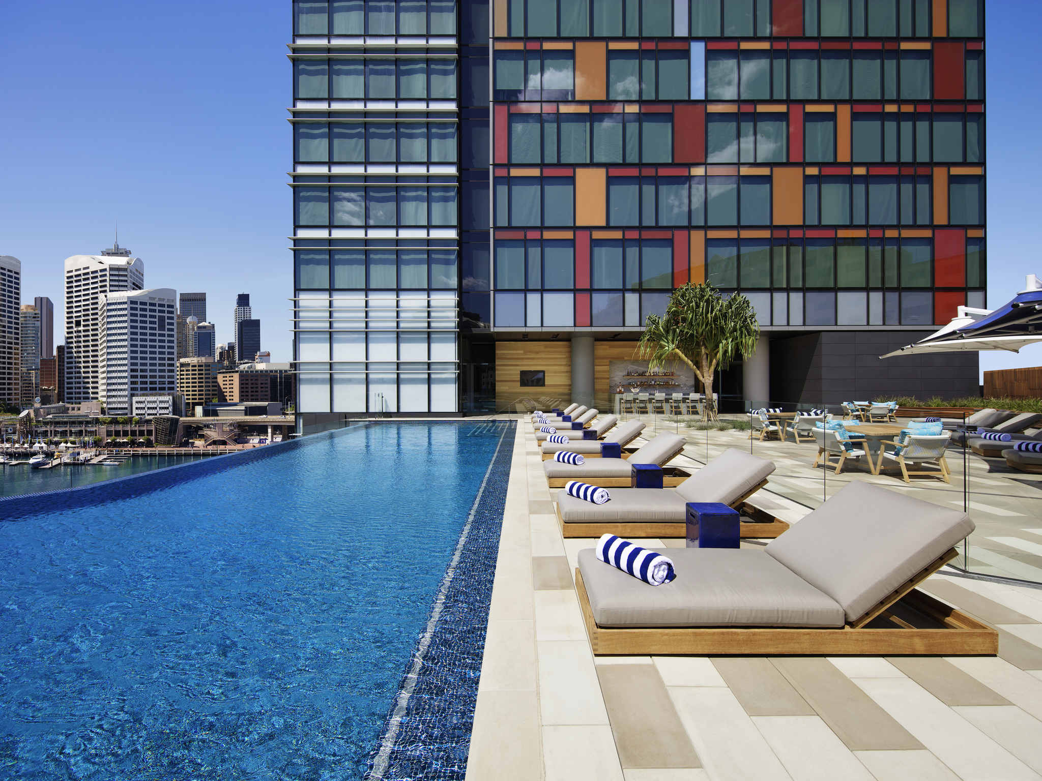 hotel in sydney - sofitel sydney darling harbour (opening october