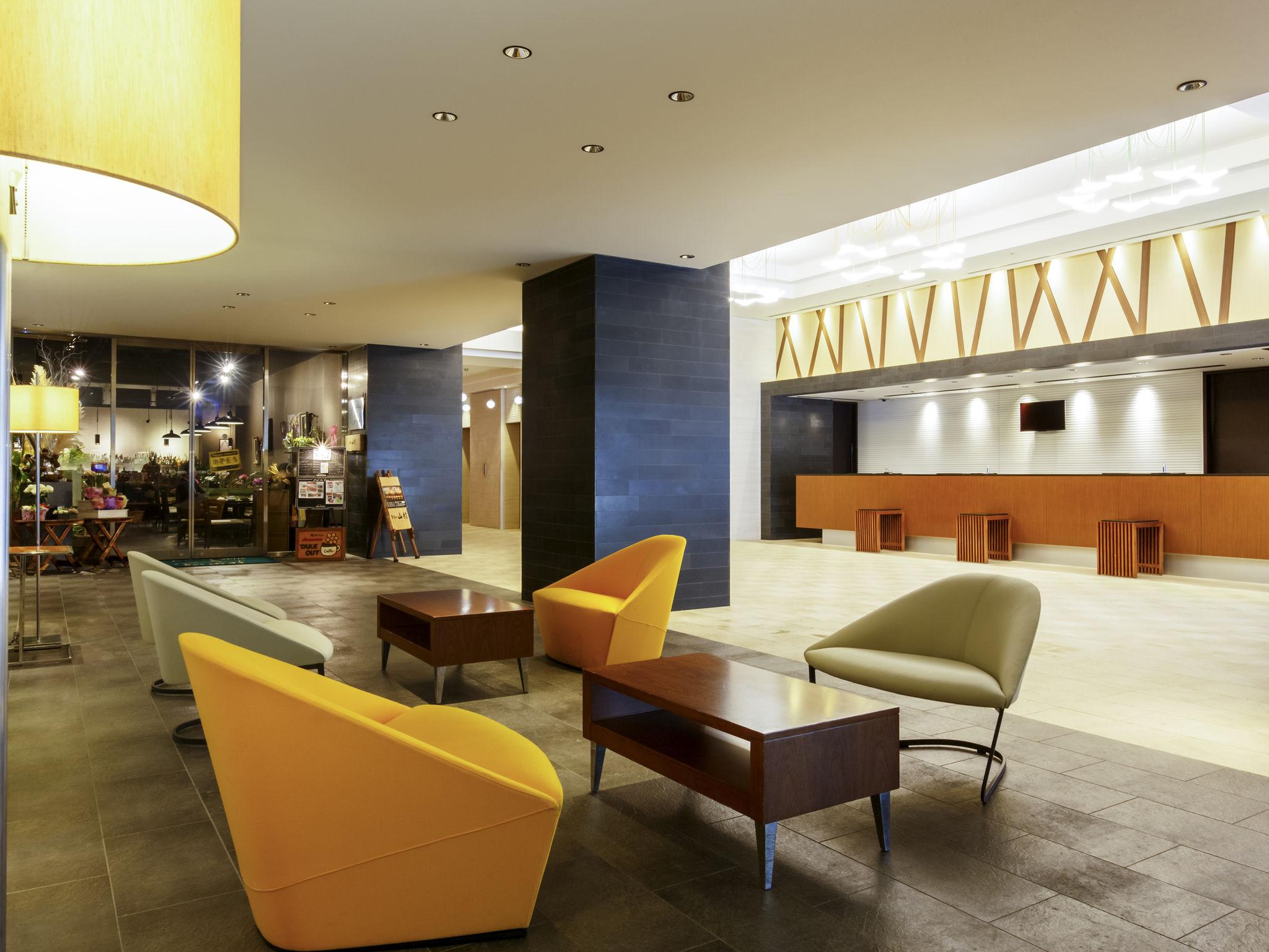 Hotell – ibis Styles Sapporo