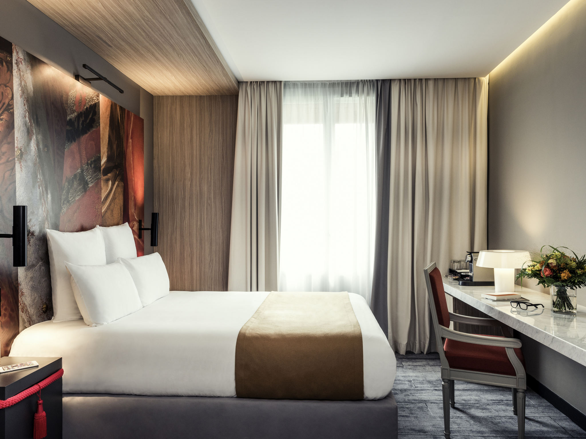 فندق - فندق مركيور Mercure باريس أليزيا