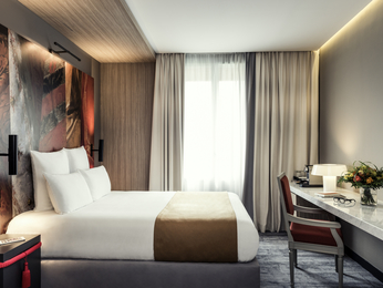 Hotel Mercure Paris Alesia