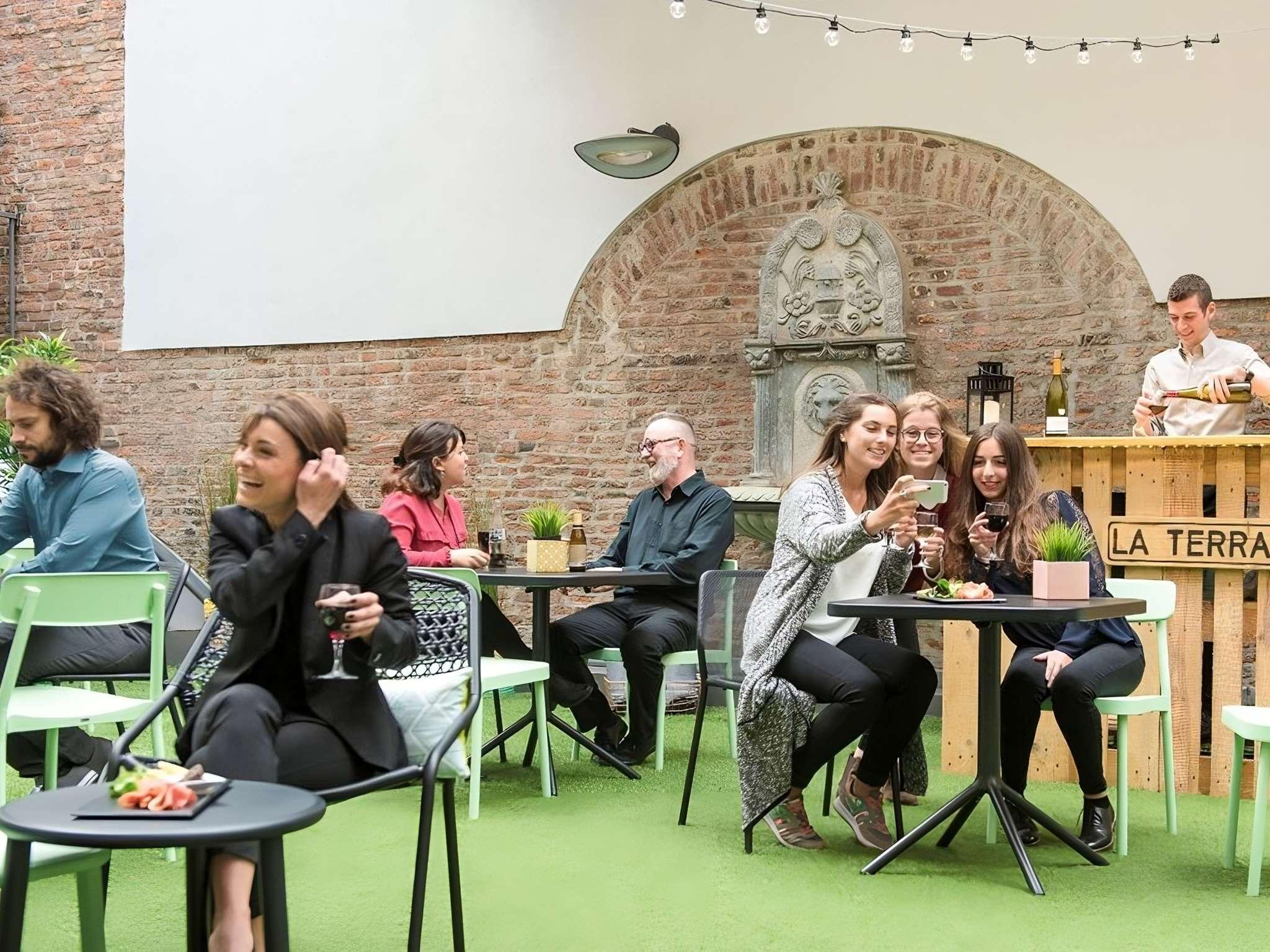 Hotell – Mercure Lille Centre Vieux Lille