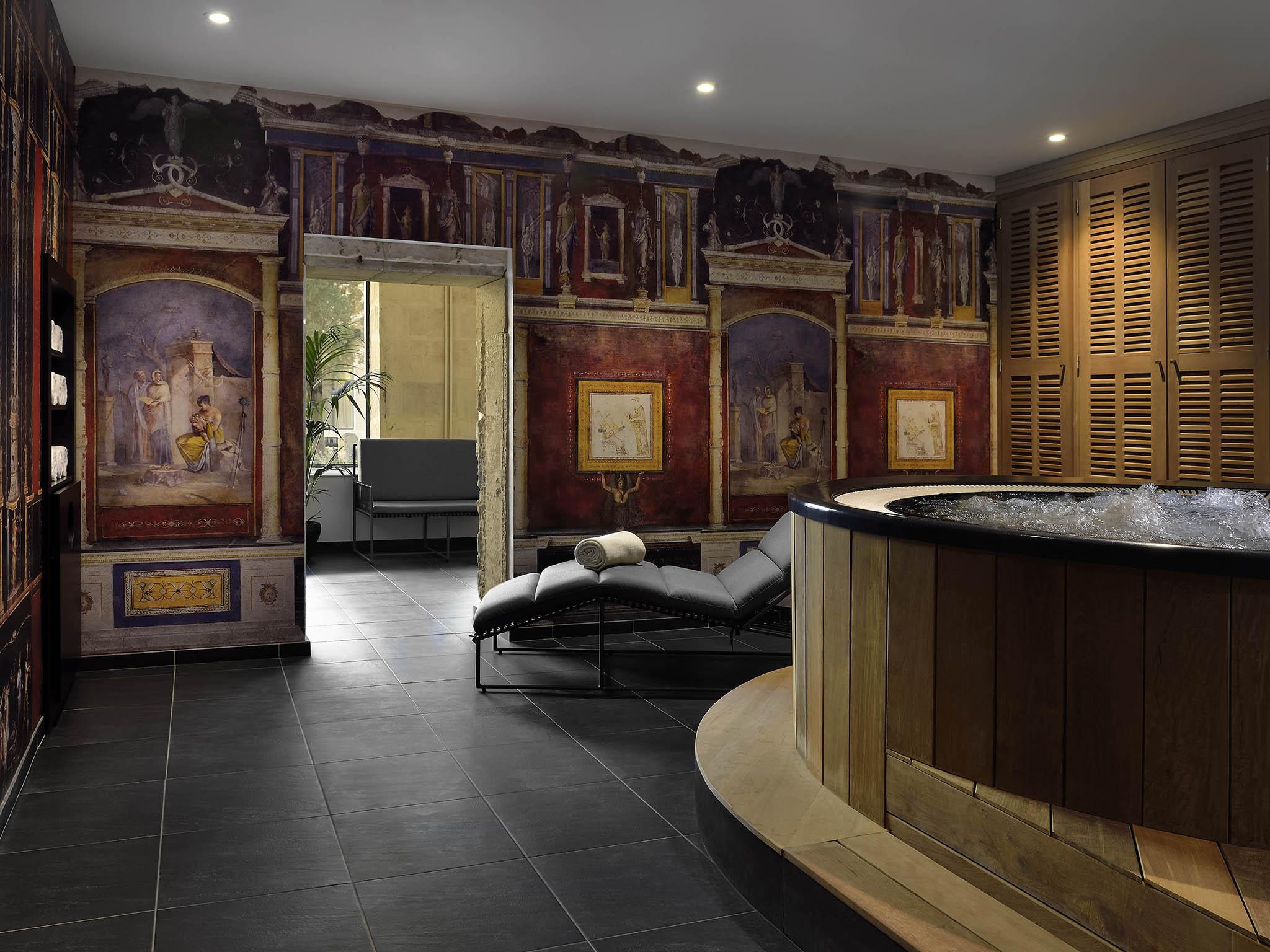 酒店 – 美憬阁索菲特阿尔勒儒勒塞萨尔水疗酒店