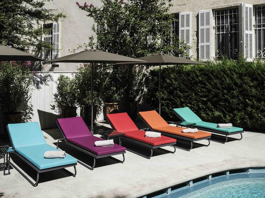 Hotel De Luxe Arles  U2013 H U00f4tel  U0026 Spa Jules C U00e9sar Arles