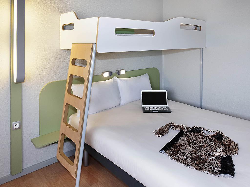 Hotel pas cher goussainville ibis budget goussainville cdg - Prix chambre ibis budget ...