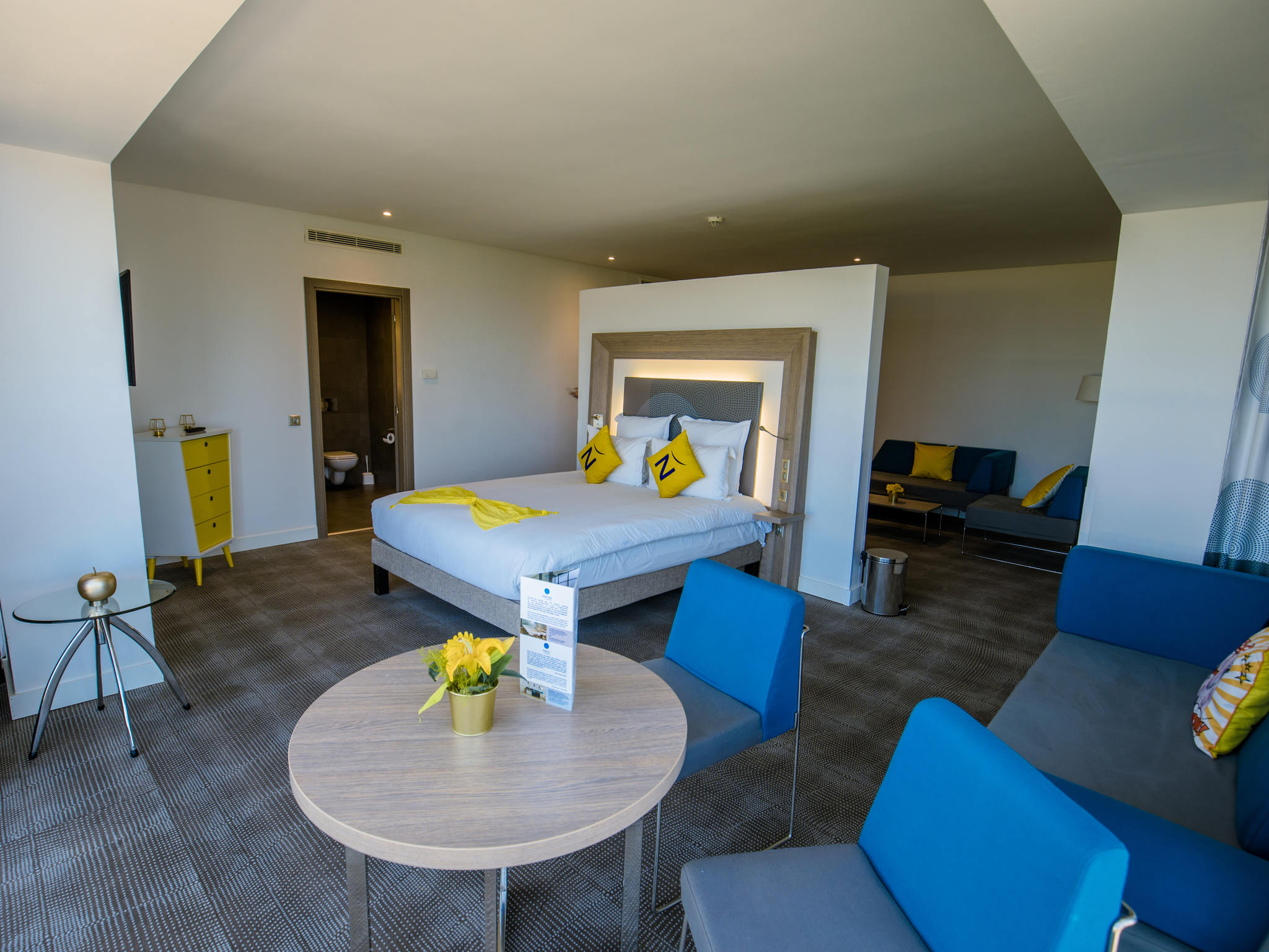 Hotel - Novotel Mohammedia