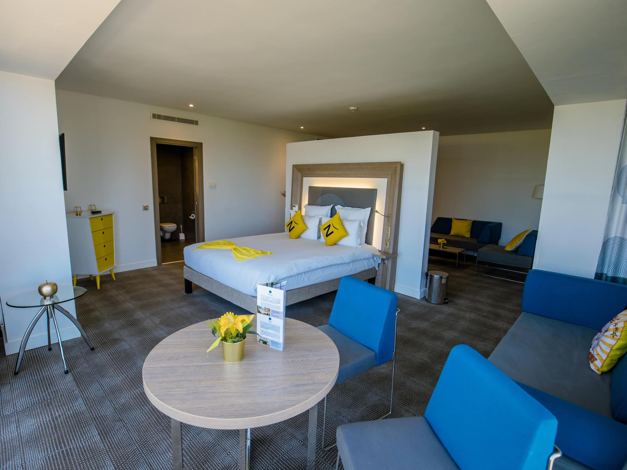 Hotel – Novotel Mohammedia (abre em junho de 2018)