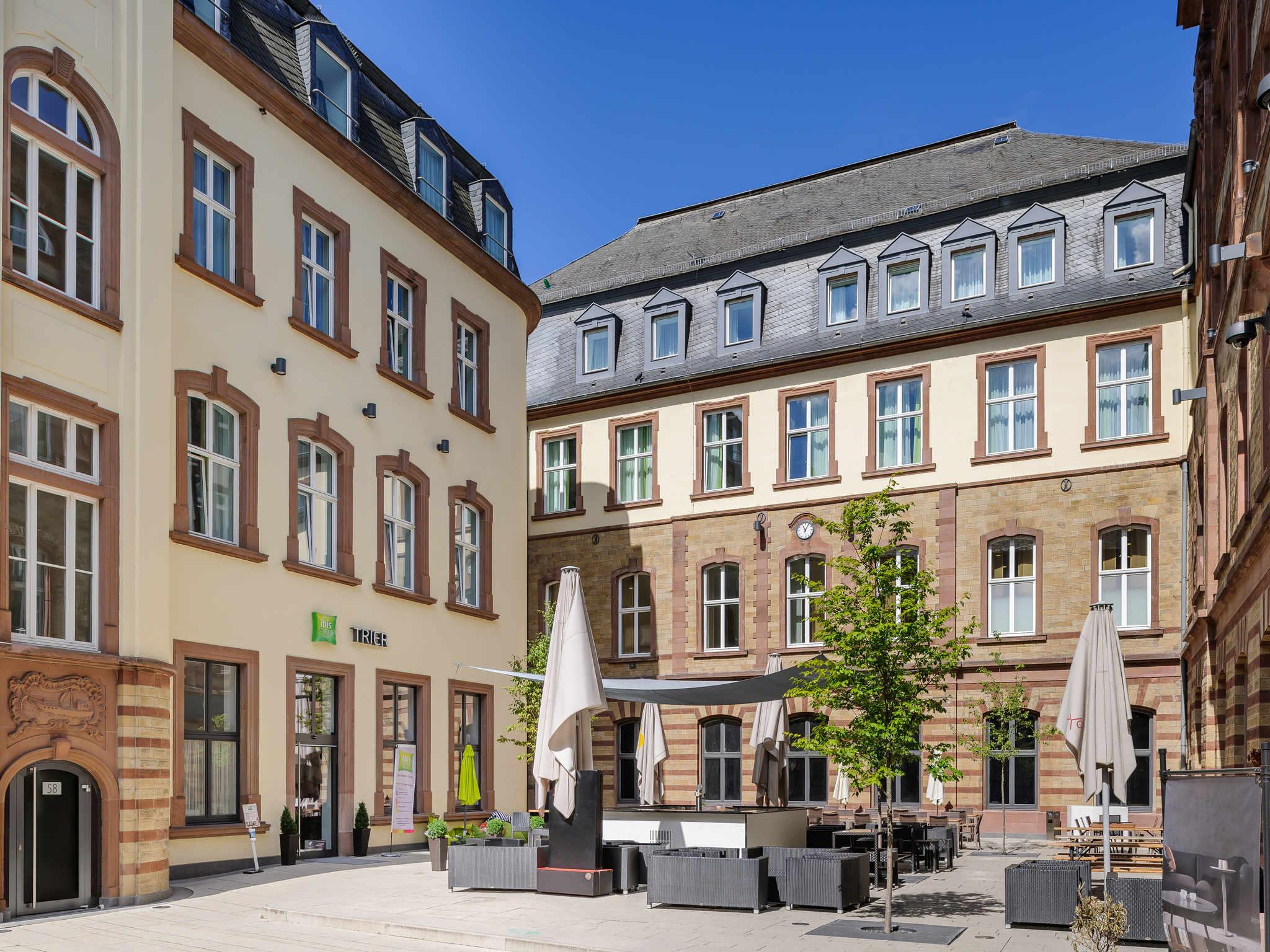 Отель — ibis Styles Trier