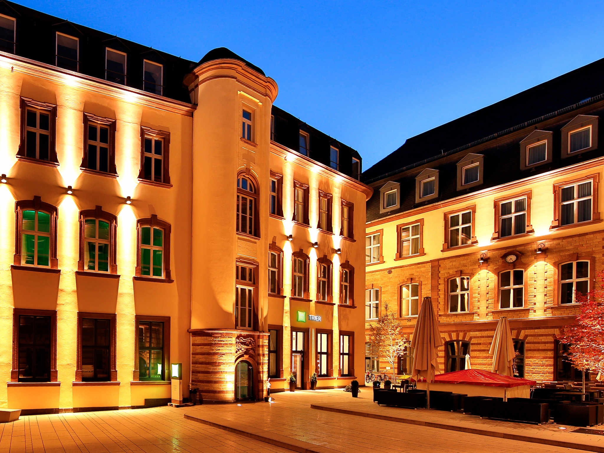 Hotel - ibis Styles Trier