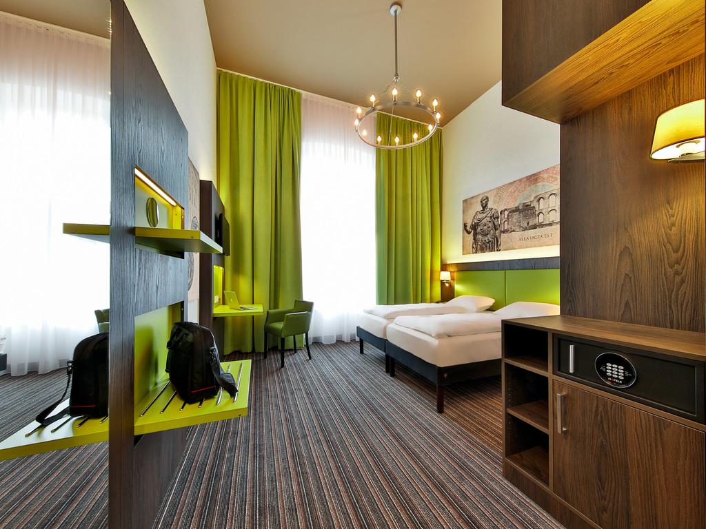 Hotel in trier   ibis styles trier
