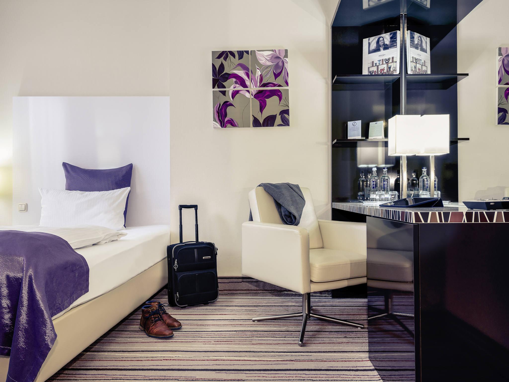 4 Sterne Hotel Wiesbaden City Mercure