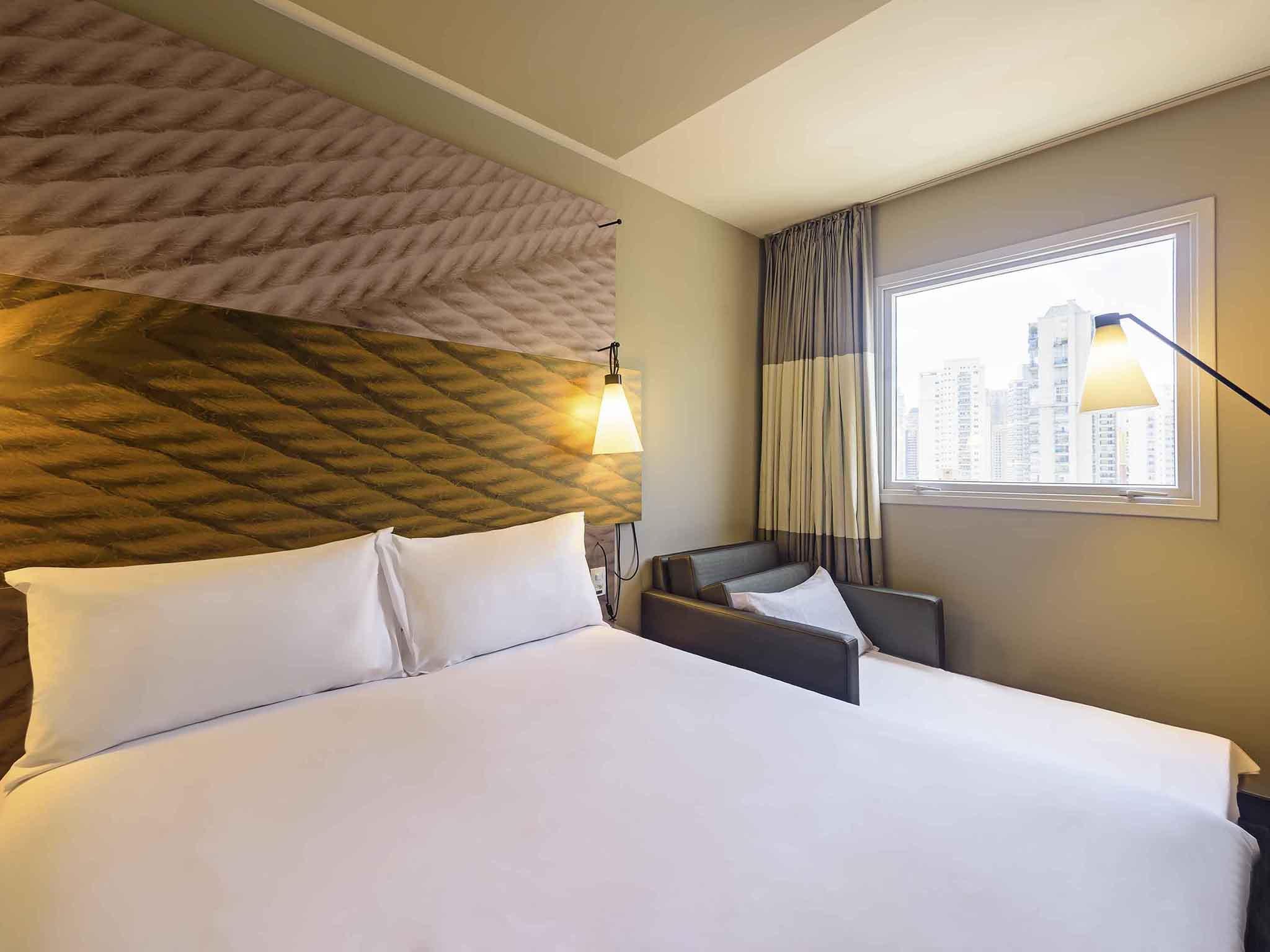酒店 – 宜必思伊比拉普埃拉酒店