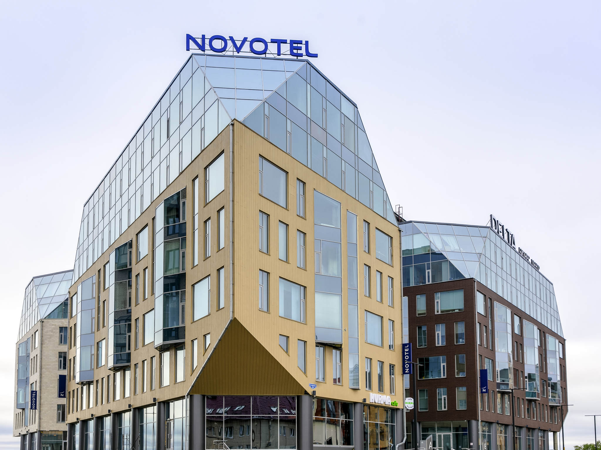 Hotel – Novotel Arkhangelsk