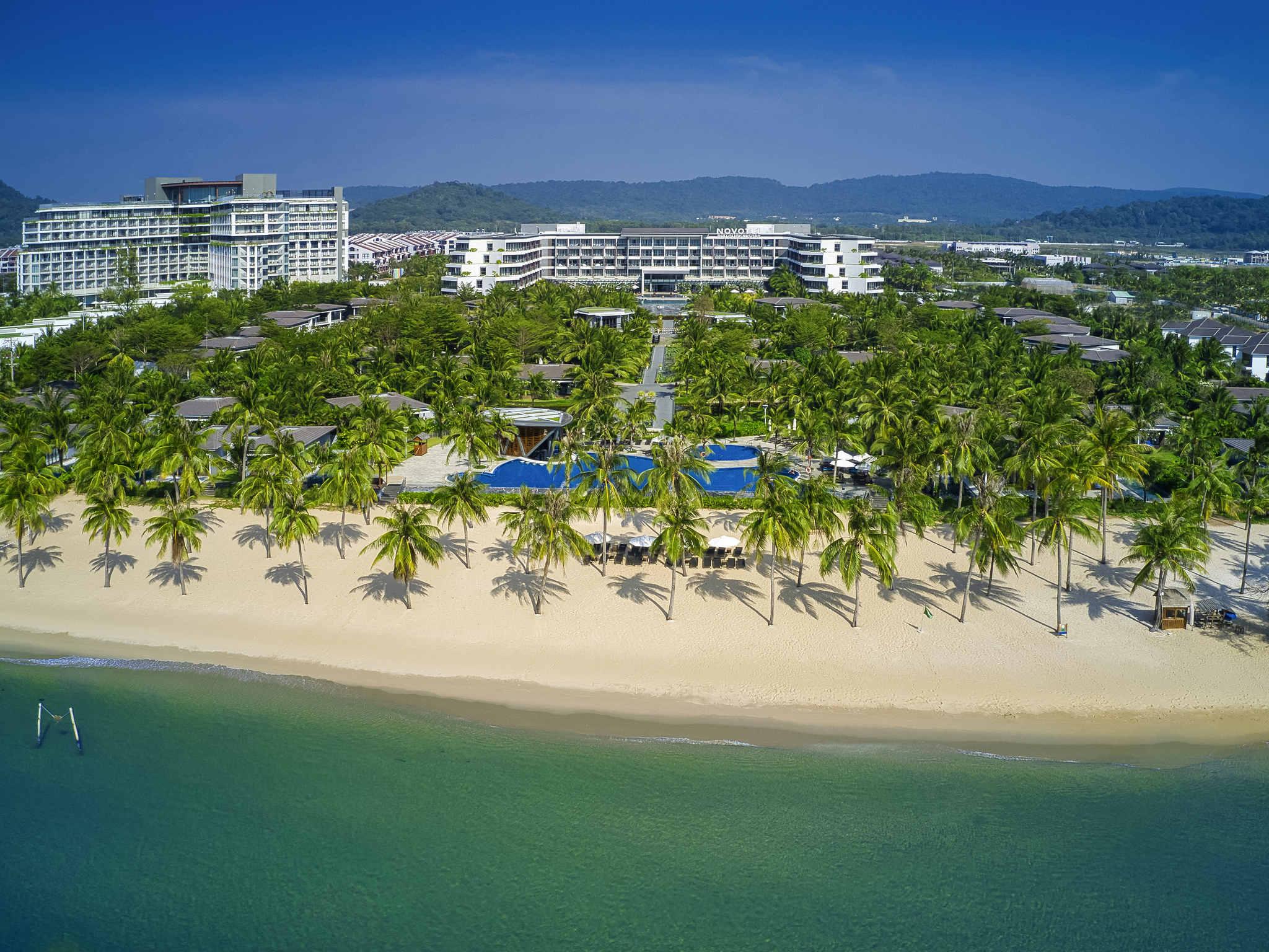Отель — Novotel Phu Quoc Resort