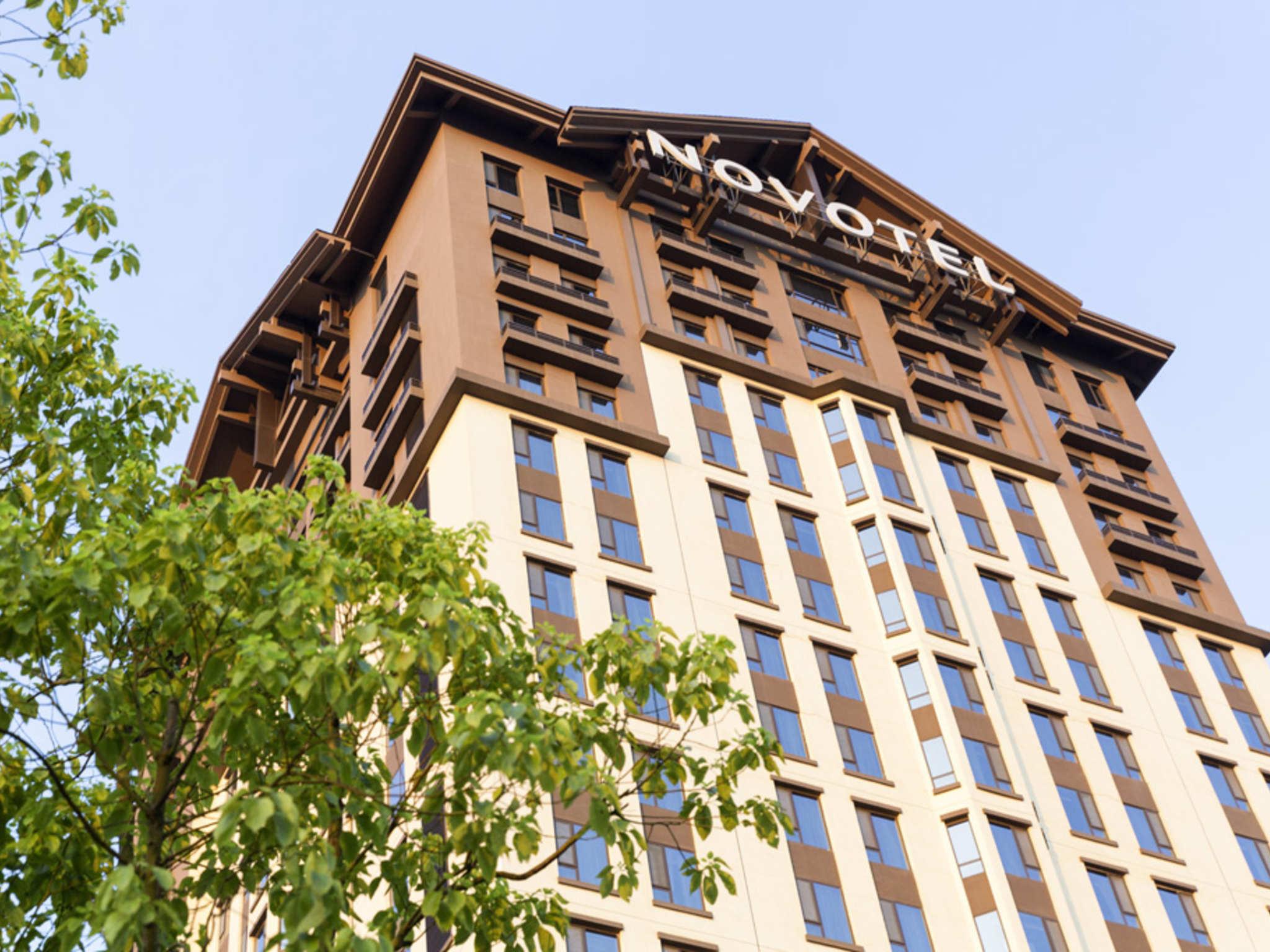 Hotell – Novotel Nanchang Wanda
