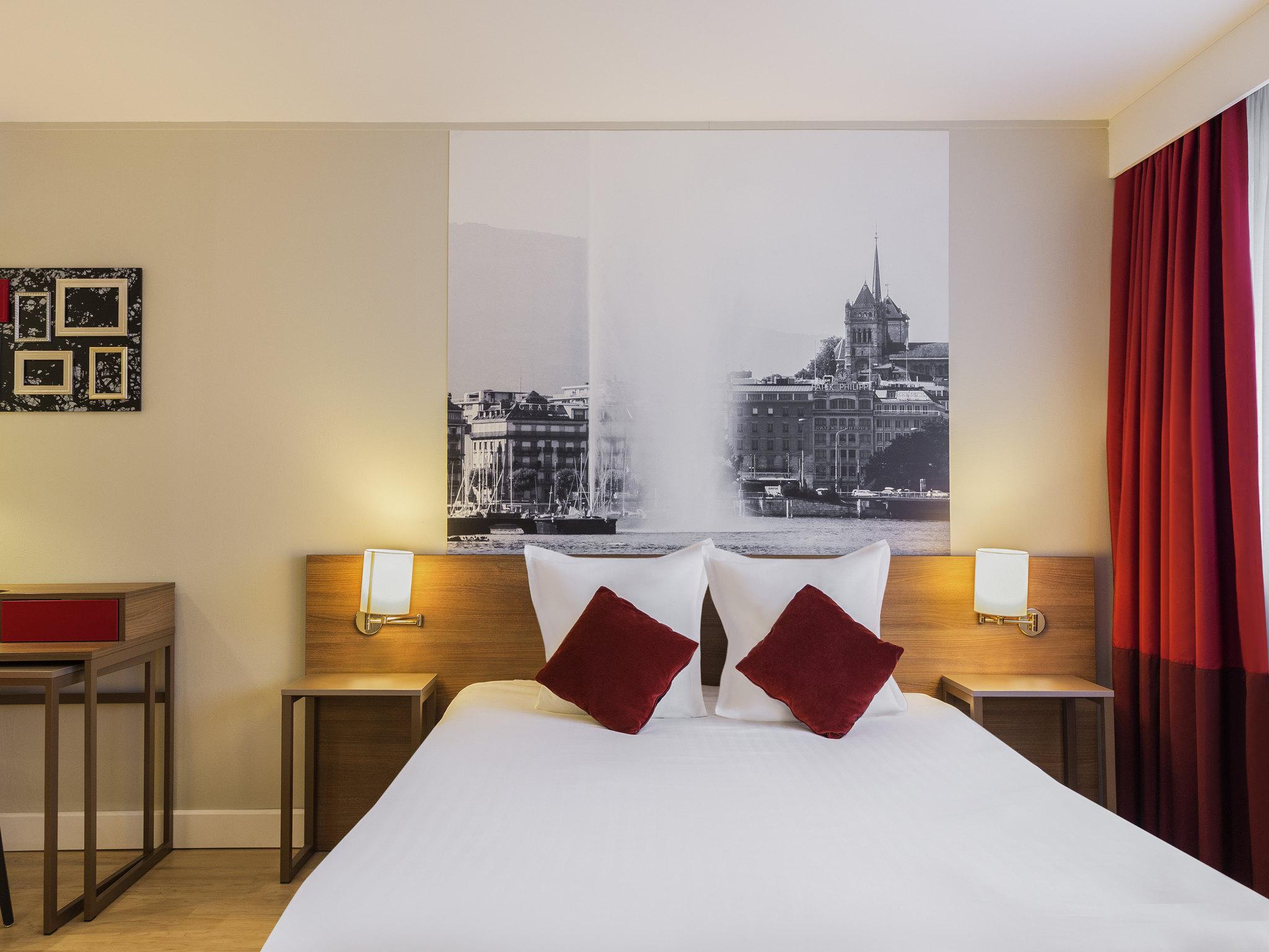 Отель — Aparthotel Adagio Genève Saint-Genis-Pouilly