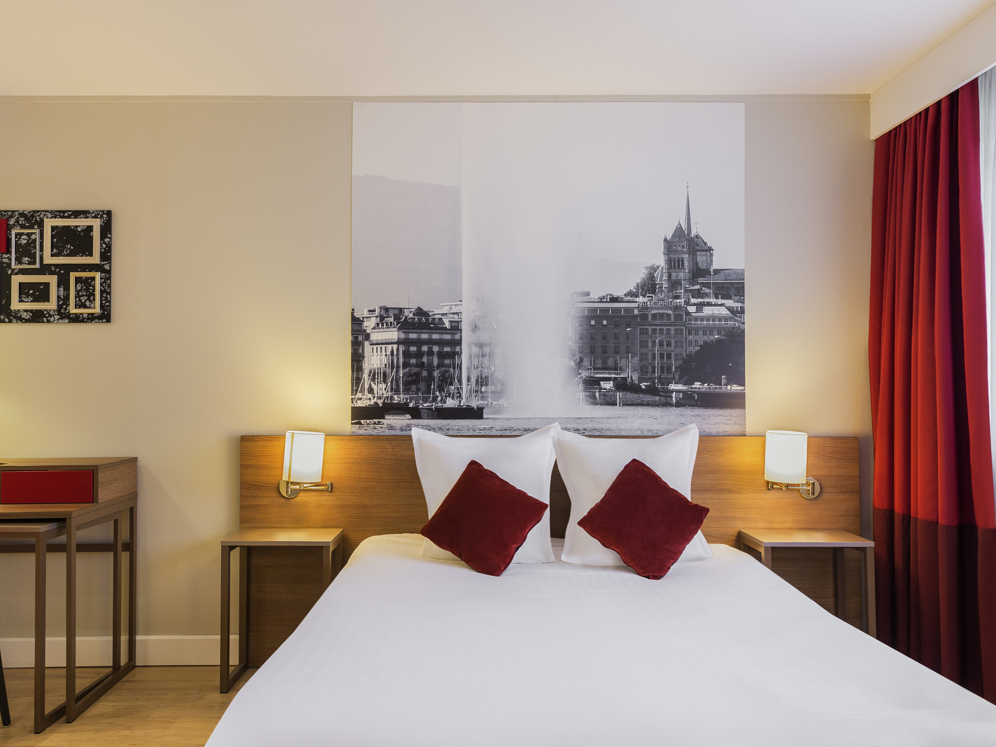 ホテル – Aparthotel Adagio Genève Saint-Genis-Pouilly