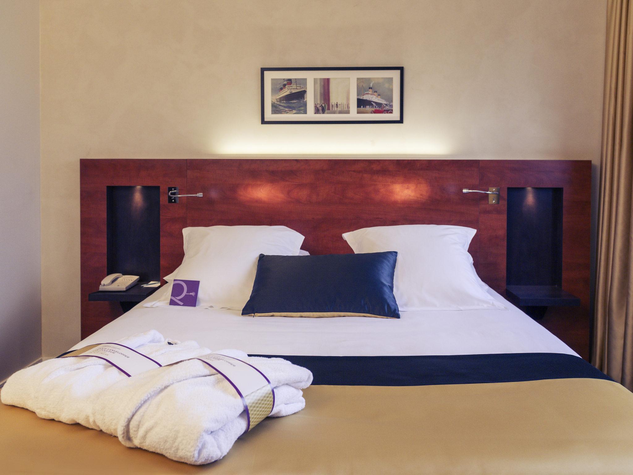 酒店 – 莫勒帕圣昆汀美居酒店