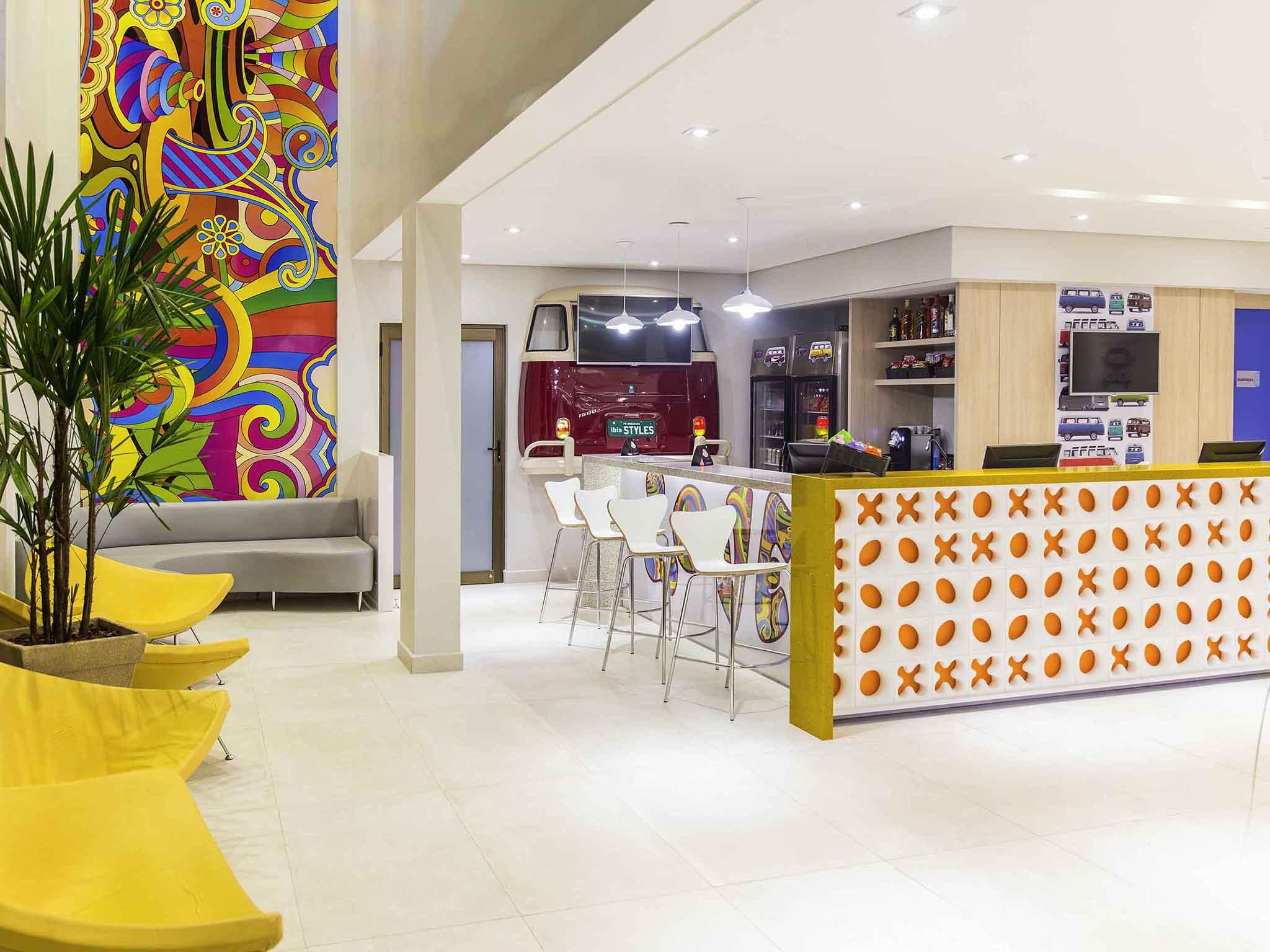 Hotell – ibis Styles Umuarama