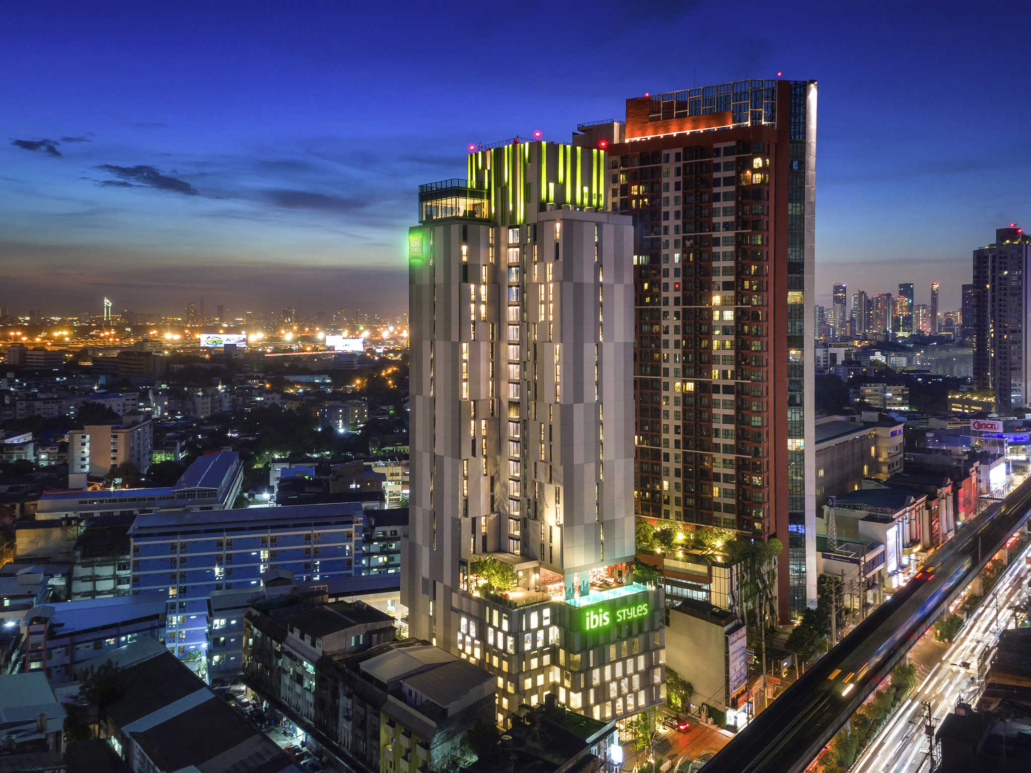 Отель — ibis Styles Бангкок Сухумвит Пхра Канонг