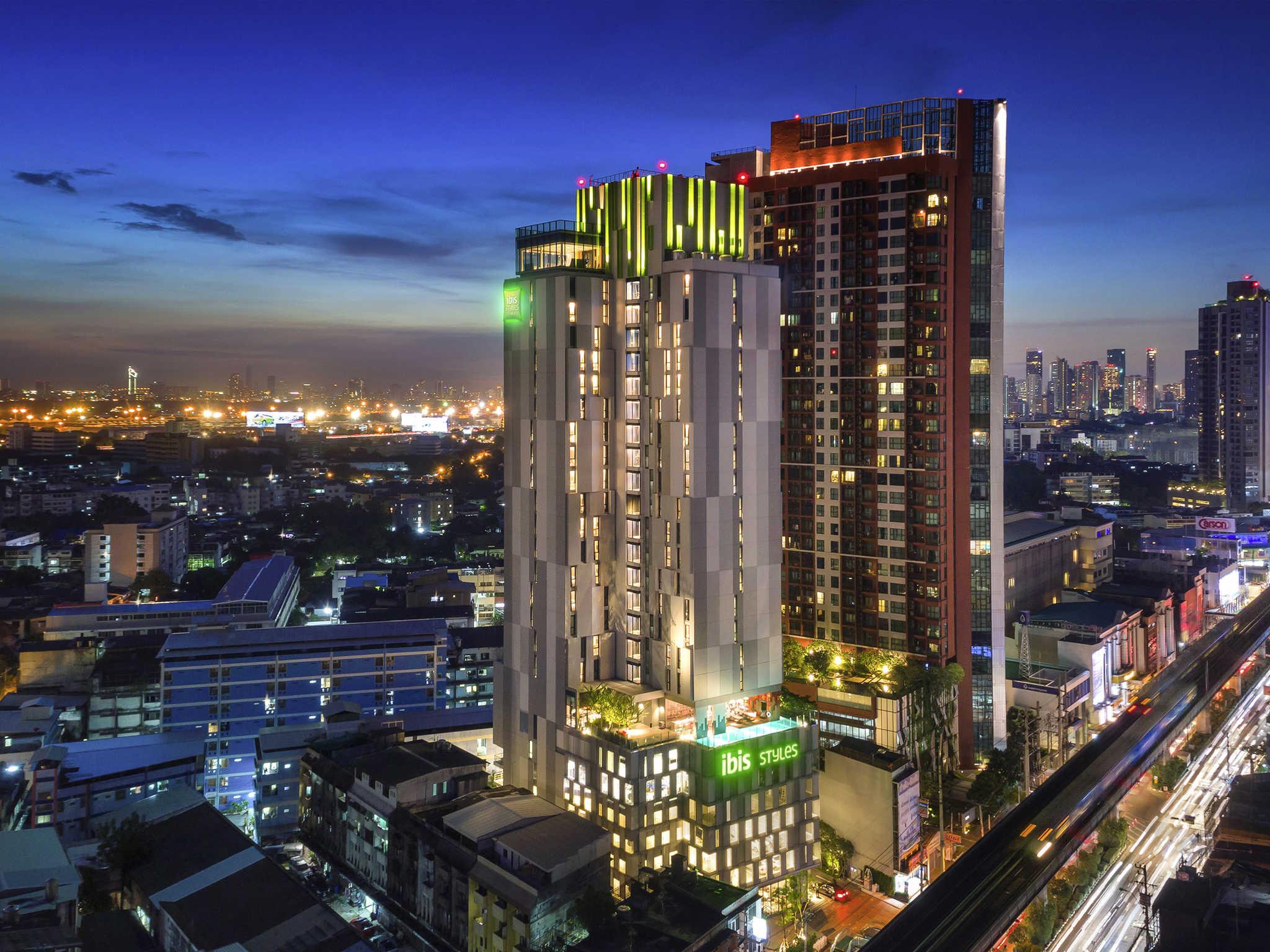 호텔 – 이비스 스타일 방콕 스쿰빗 프라 카농
