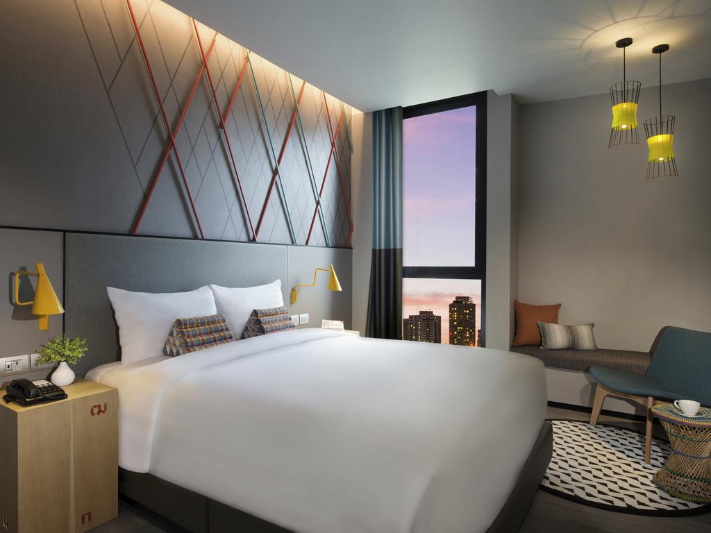 Hotel Pas Cher Bangkok Ibis Styles Bangkok Sukhumvit