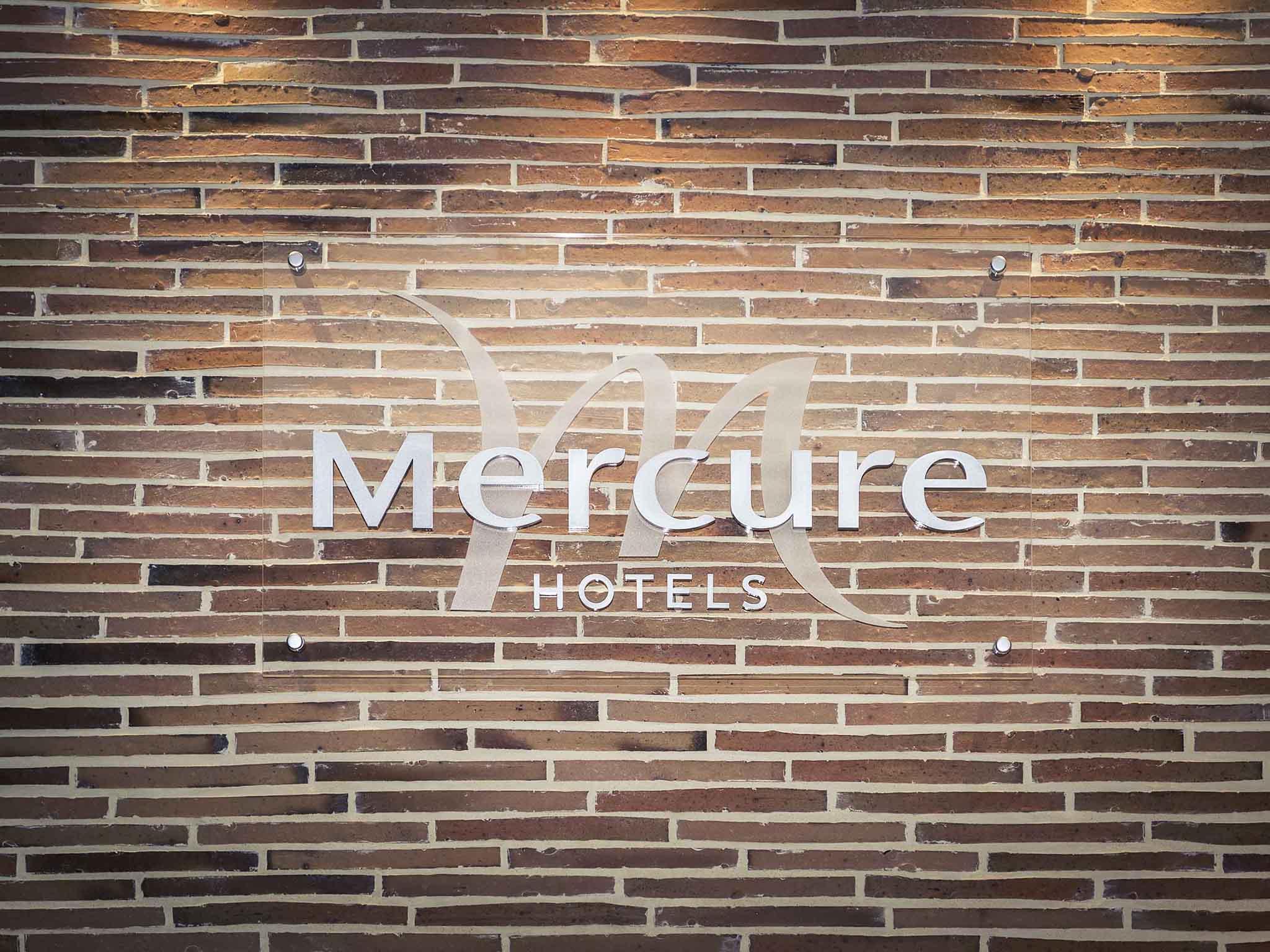 Hotel in TROUVILLE SUR MER Hotel Mercure Trouville Sur Mer