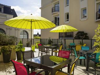 Hôtel Mercure Trouville-sur-Mer à TROUVILLE SUR MER