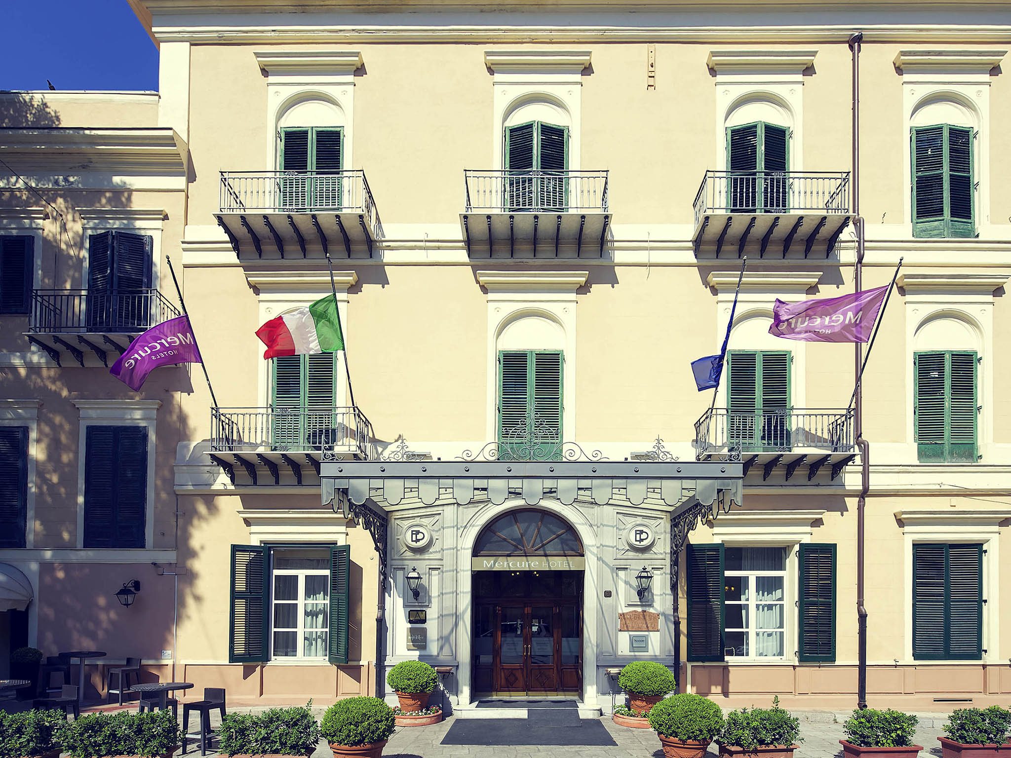 Hotell – Mercure Palermo Excelsior City