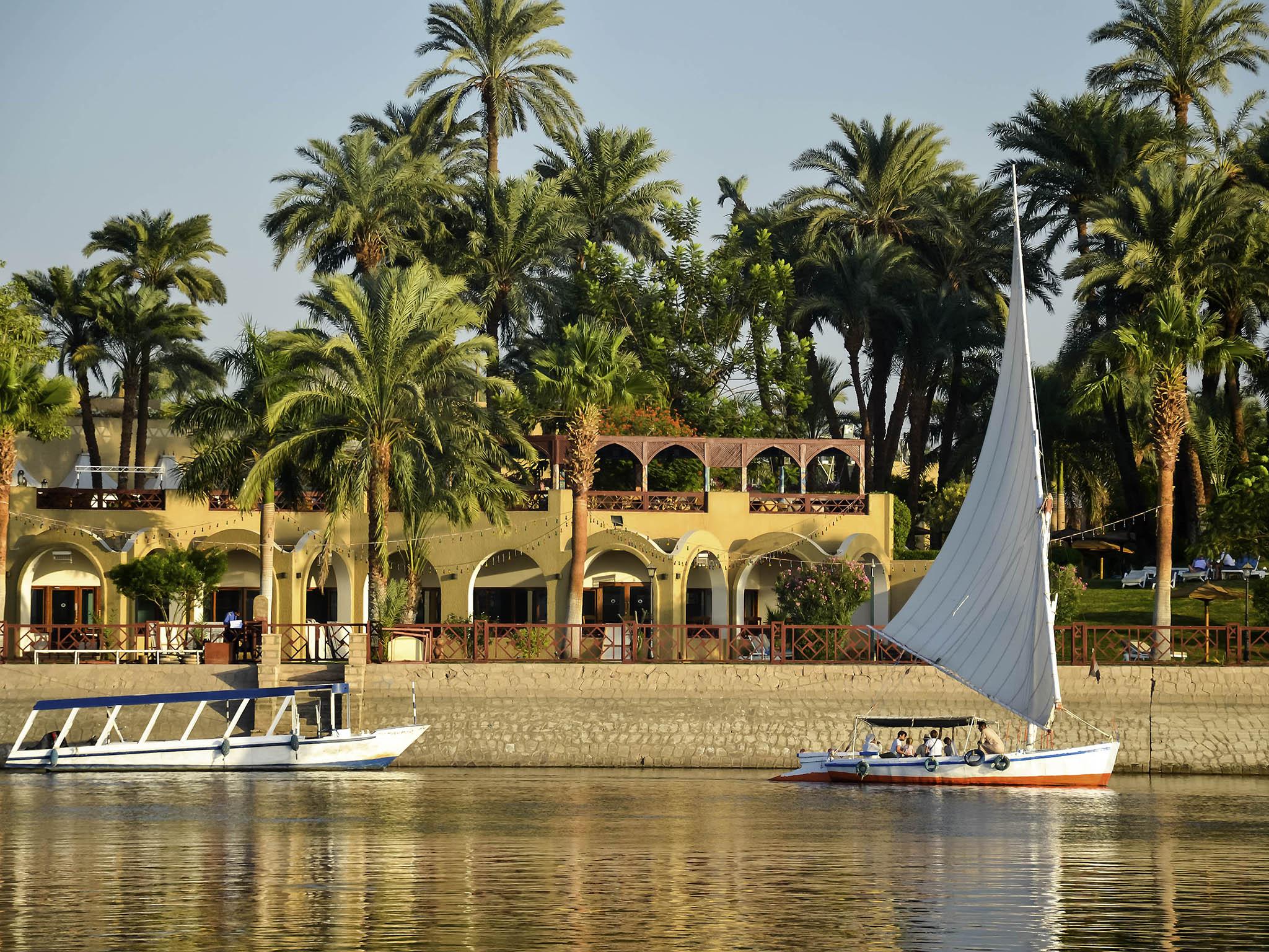 Hotel – Mercure Luxor Karnak