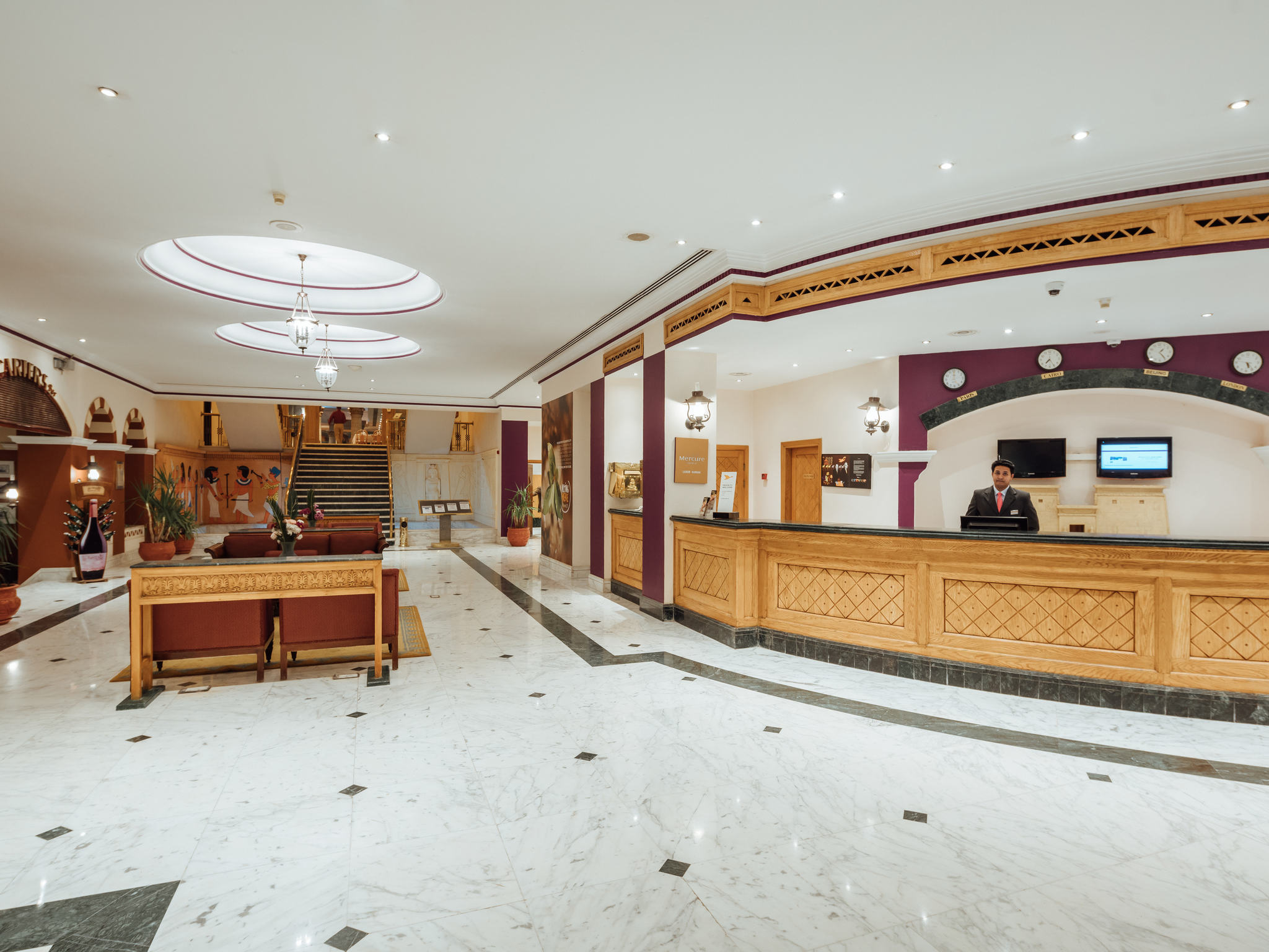 Hotel Mercure Luxor Karnak