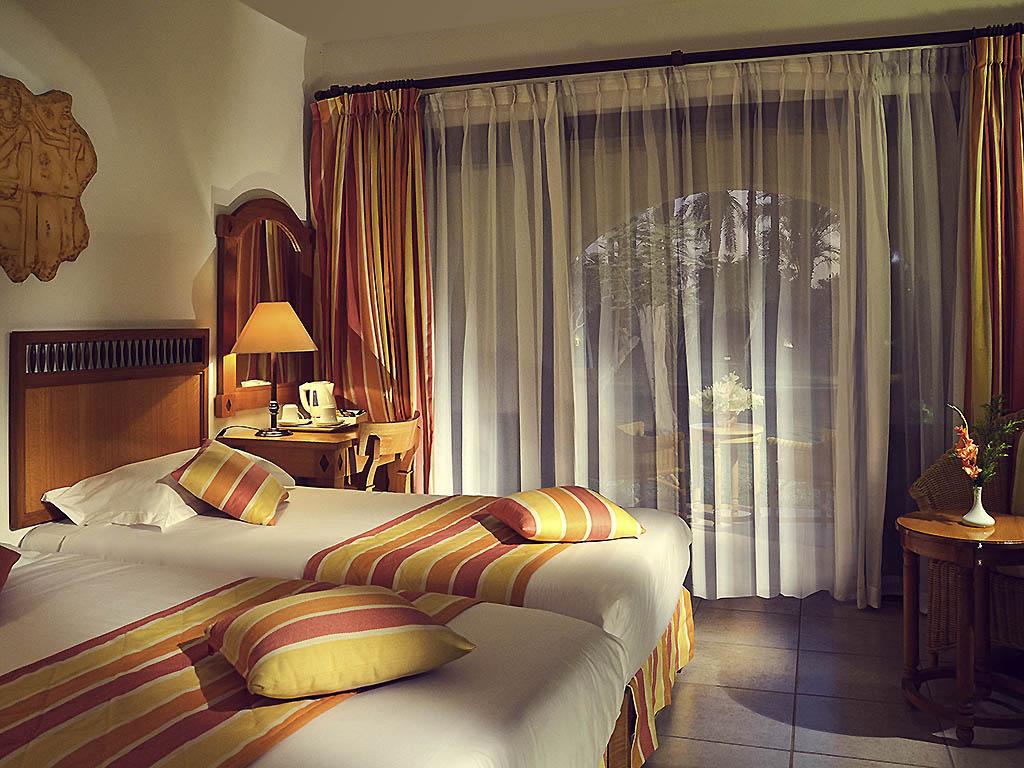 Mercure Luxor Karnak Hotel Safe