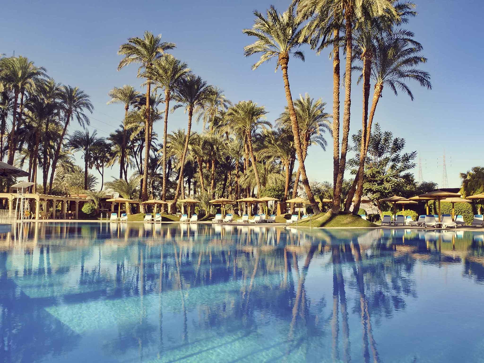 Mercure Luxor Karnak Hotel