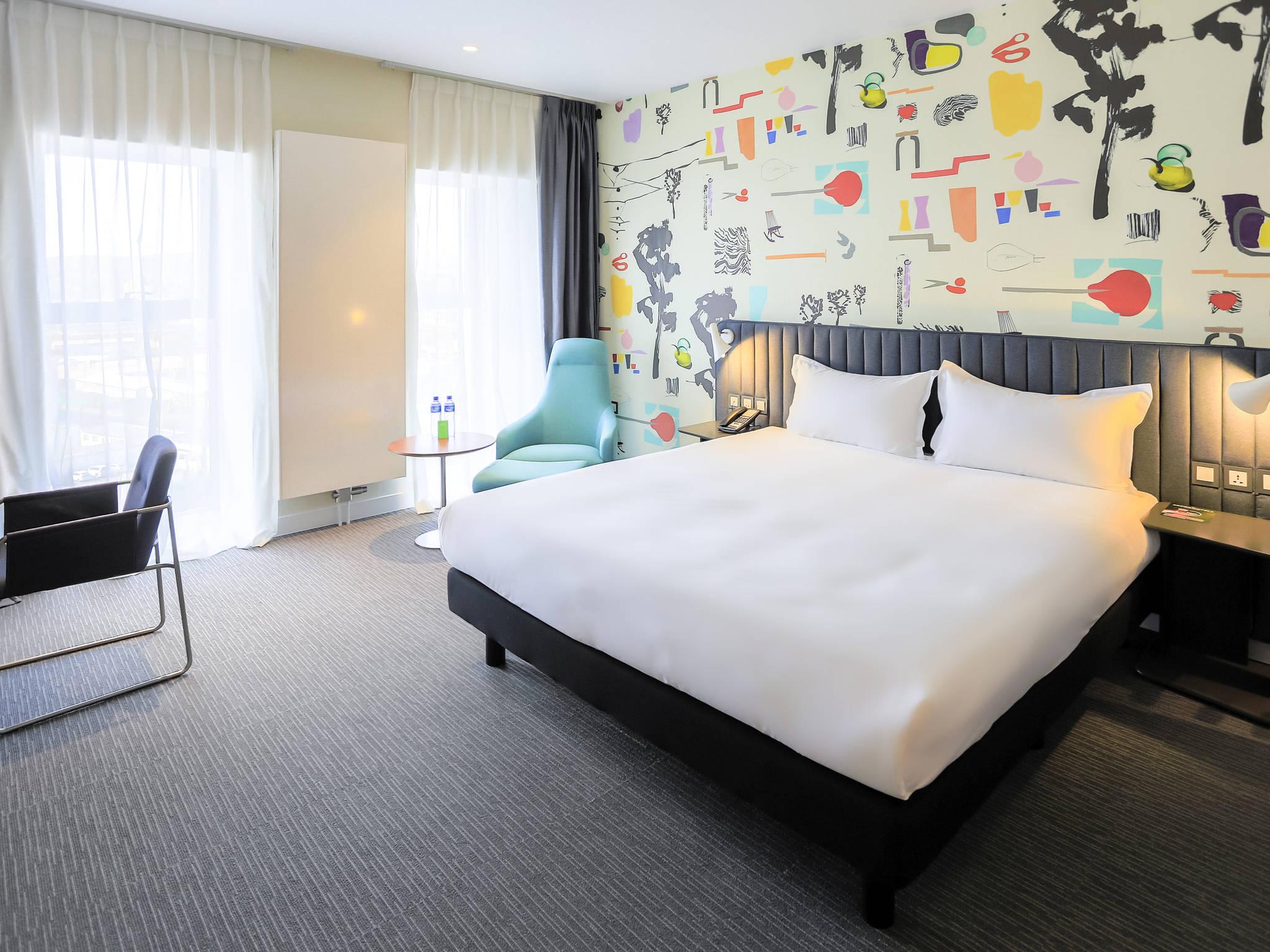 酒店 – 宜必思尚品乌兰巴托酒店