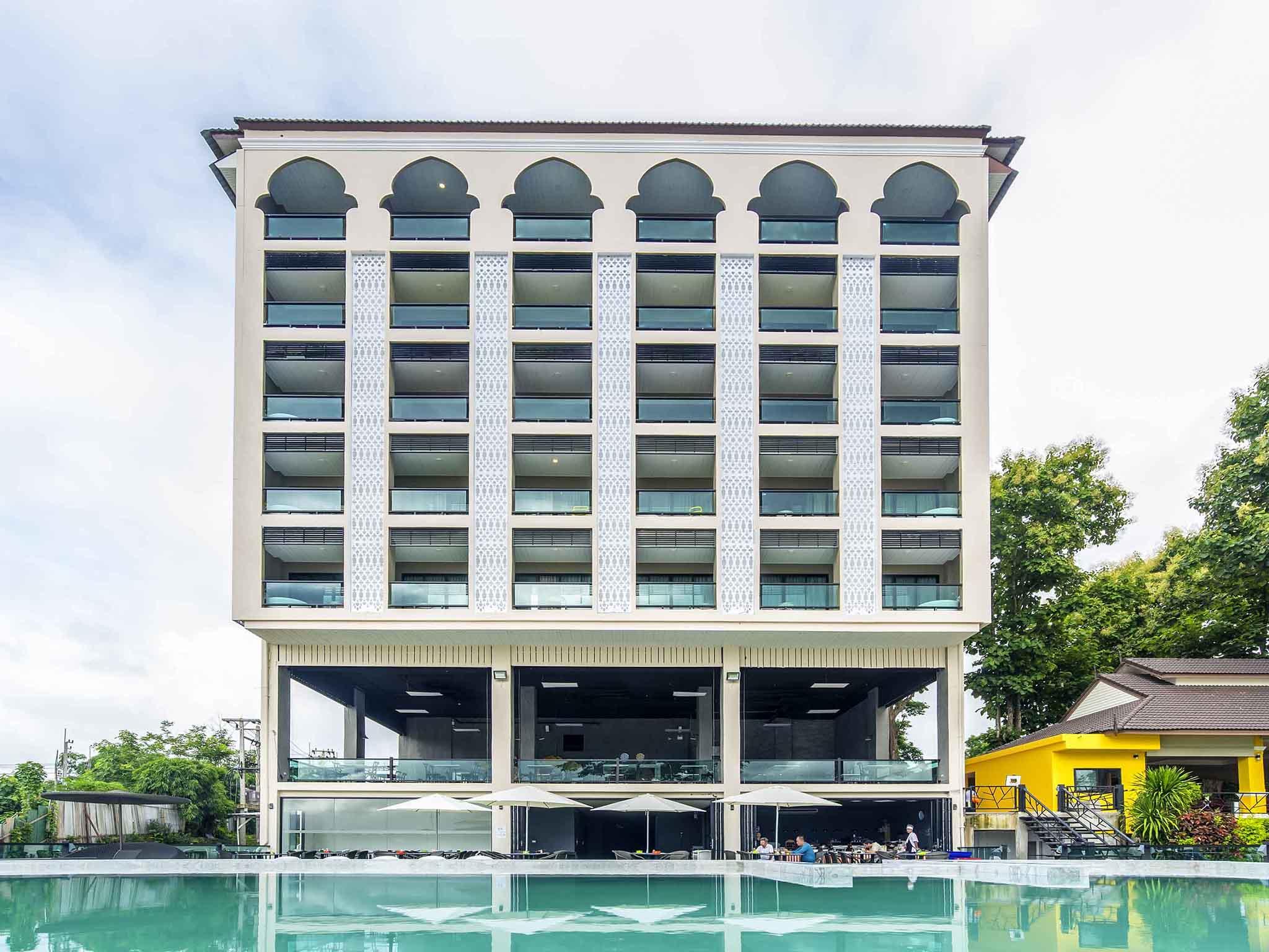 Hotel – ibis Styles Chiang Khong Riverfront