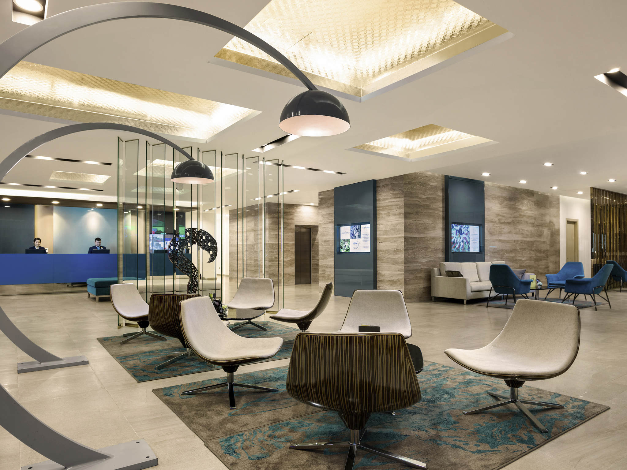 Отель — Novotel Suites Ханой