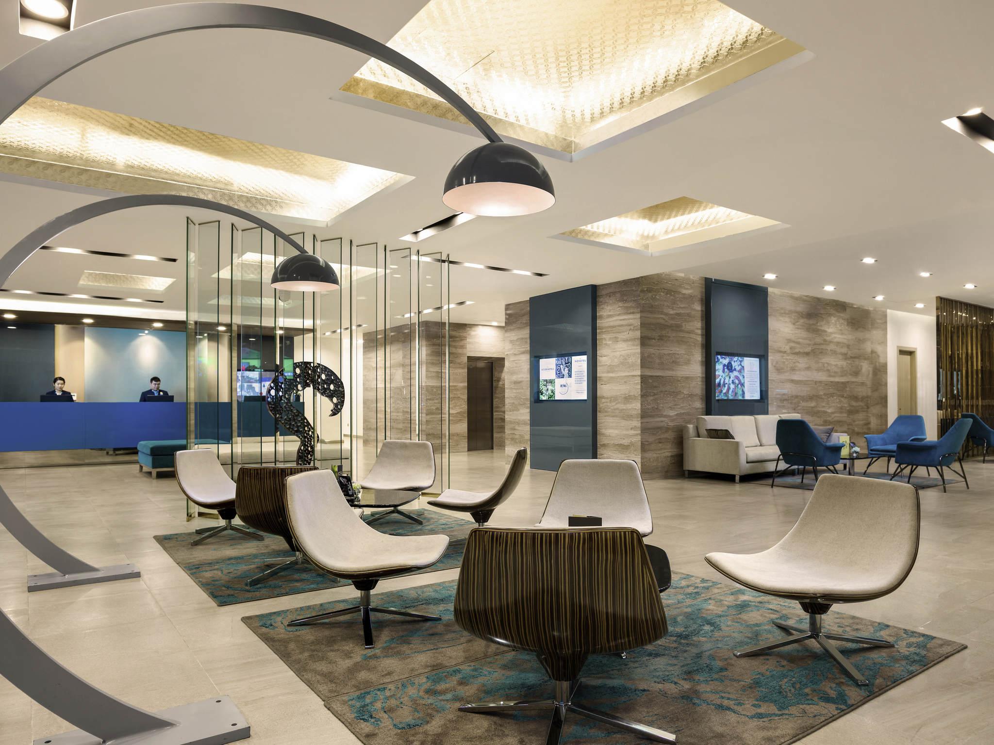 Hotel – Novotel Suites Hanoi