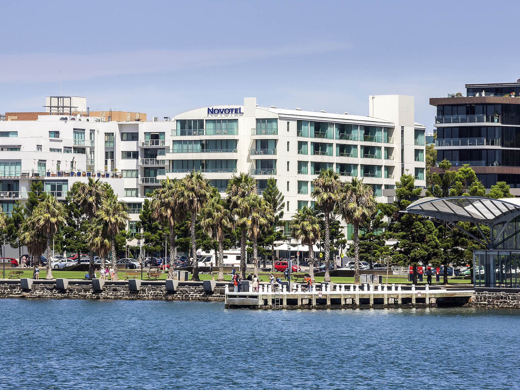 โรงแรม – Novotel Geelong