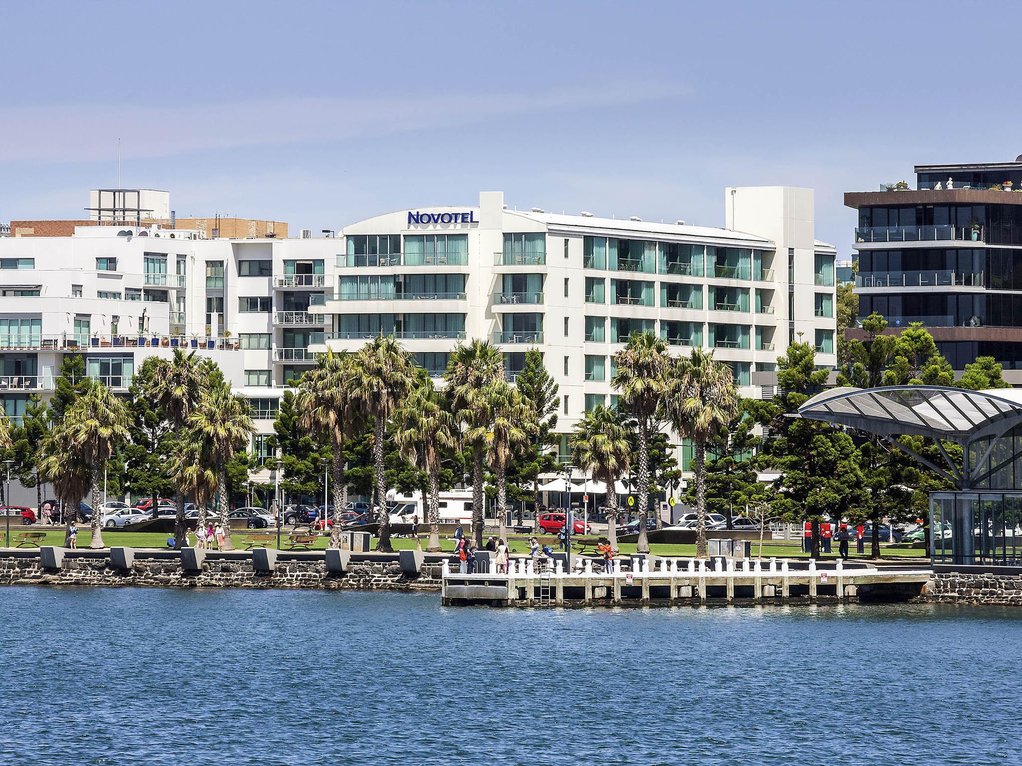 ホテル – Novotel Geelong