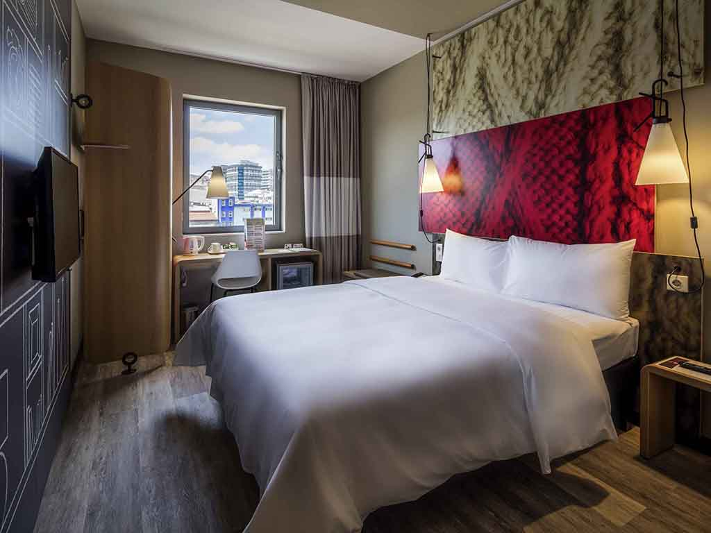 Cheap hotel istanbul ibis istanbul airport for Paradise airport hotel istanbul