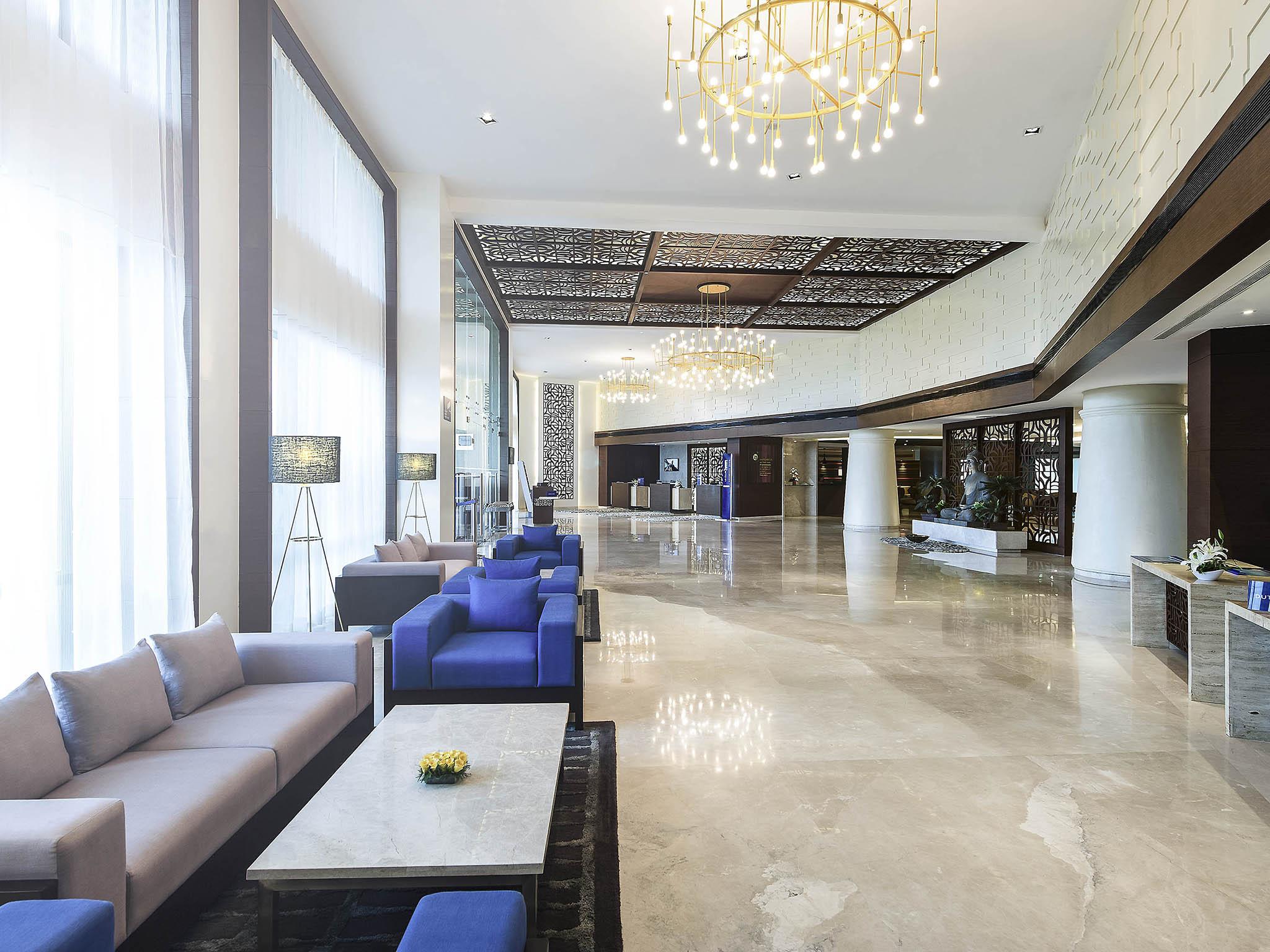 Отель — Novotel Imagica Khopoli