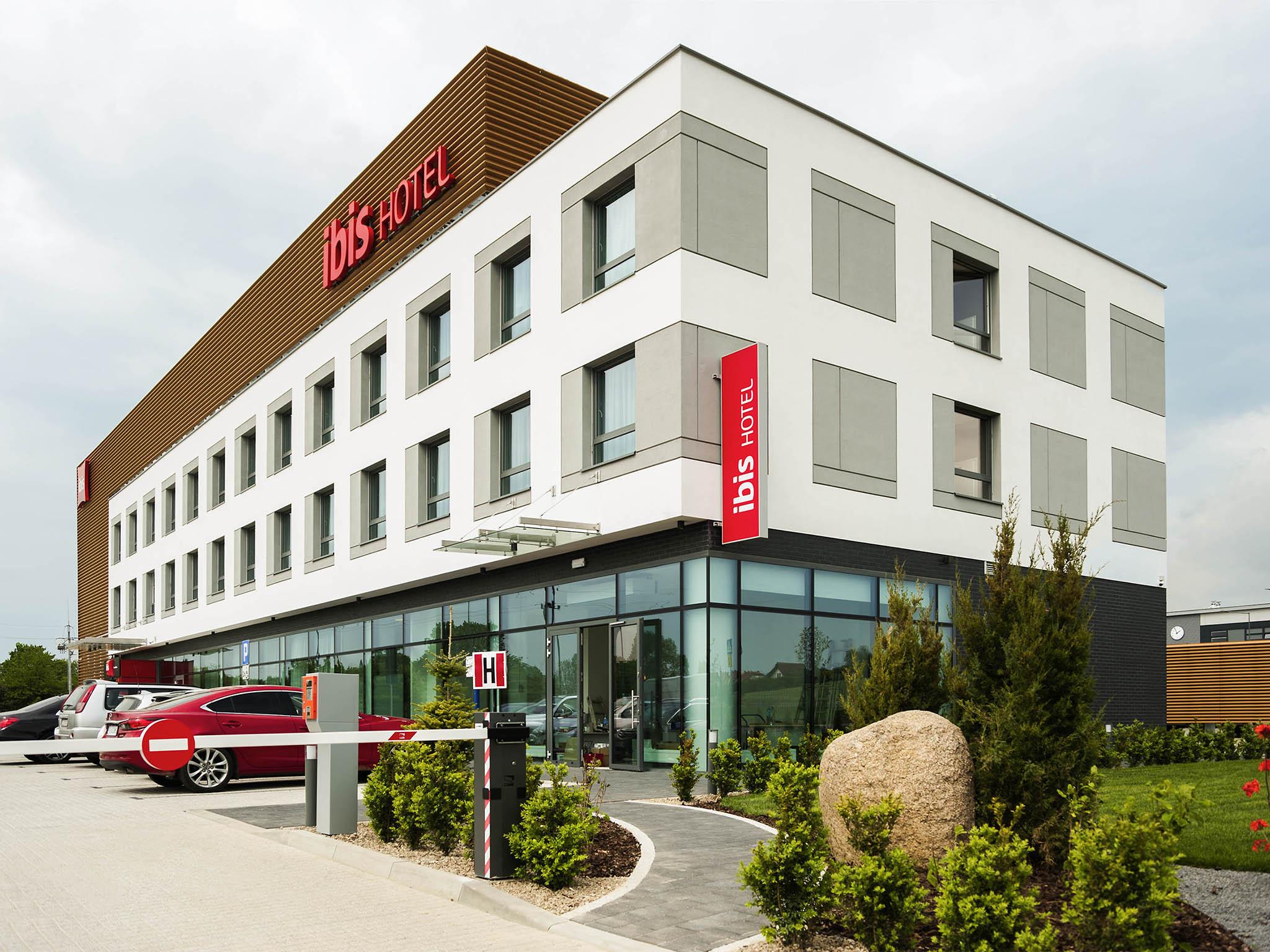 Hotel W Mieście Suchy Las Ibis Poznań Północ Accorhotels