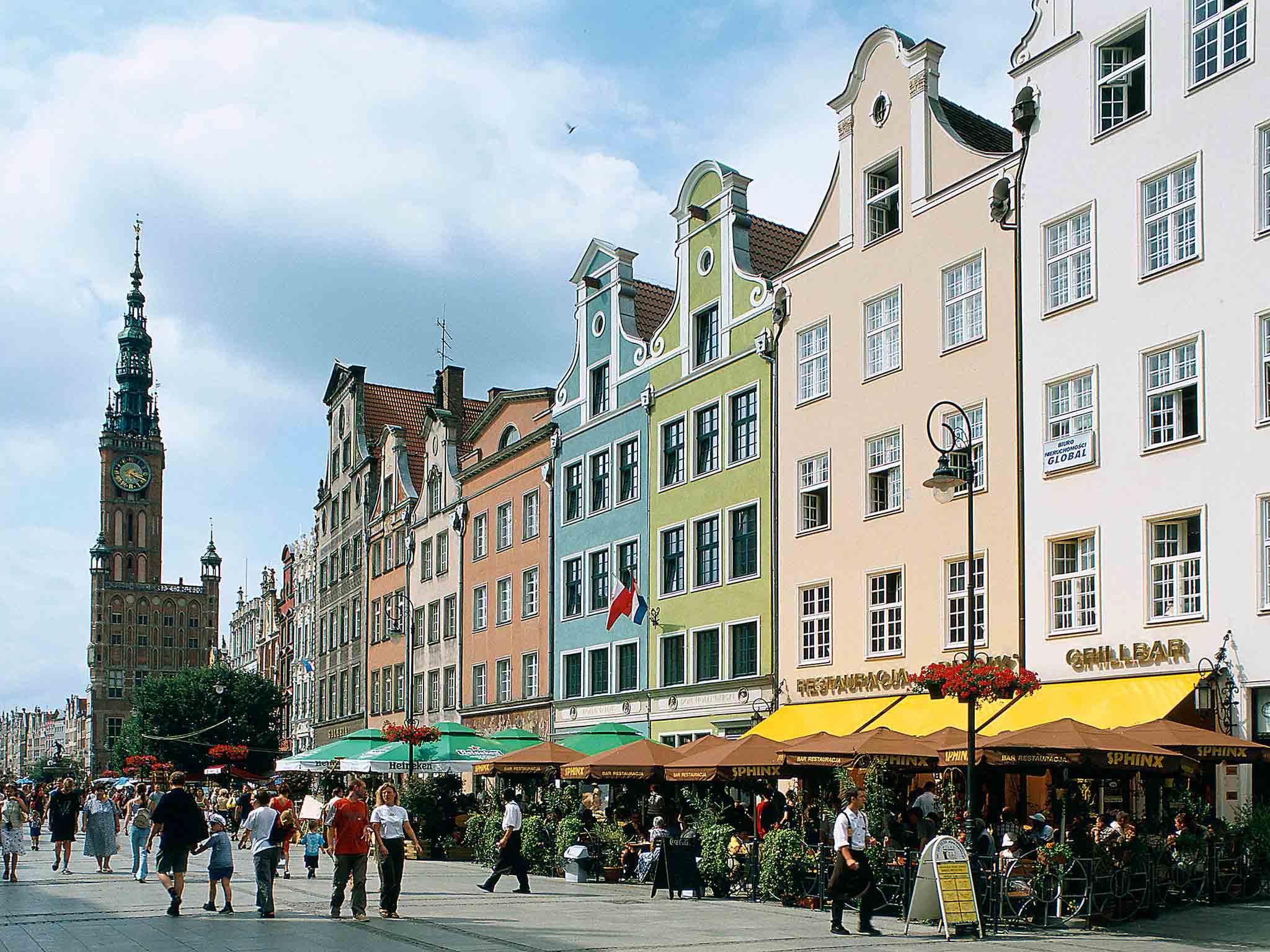 Hotel In Gdansk Ibis Gdansk Stare Miasto